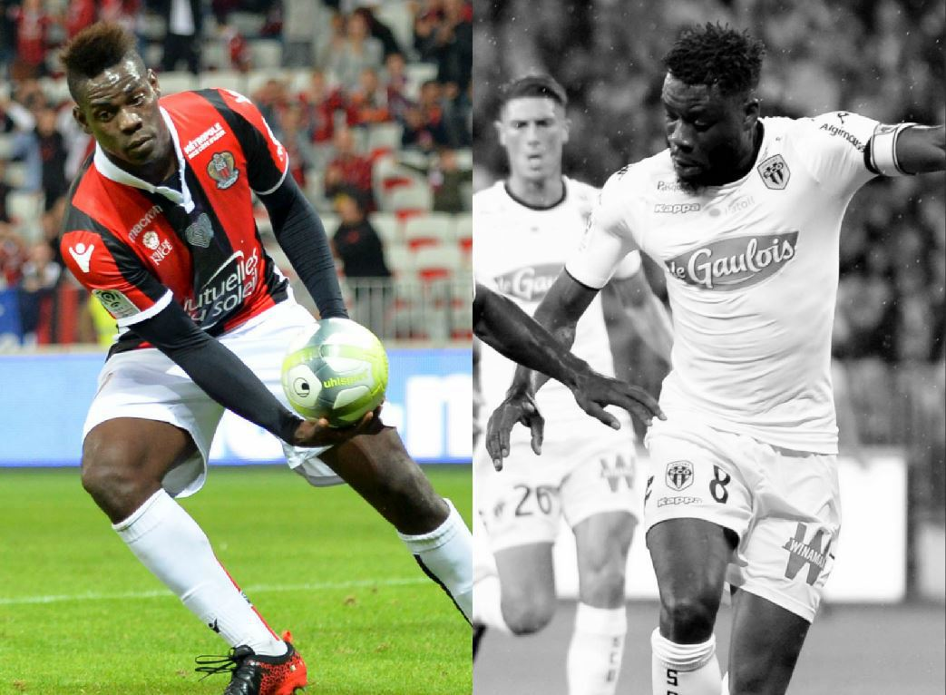 Football - Ligue 1 - Tops/Flops Nice-Angers : Balotelli confirme, Traoré malheureux