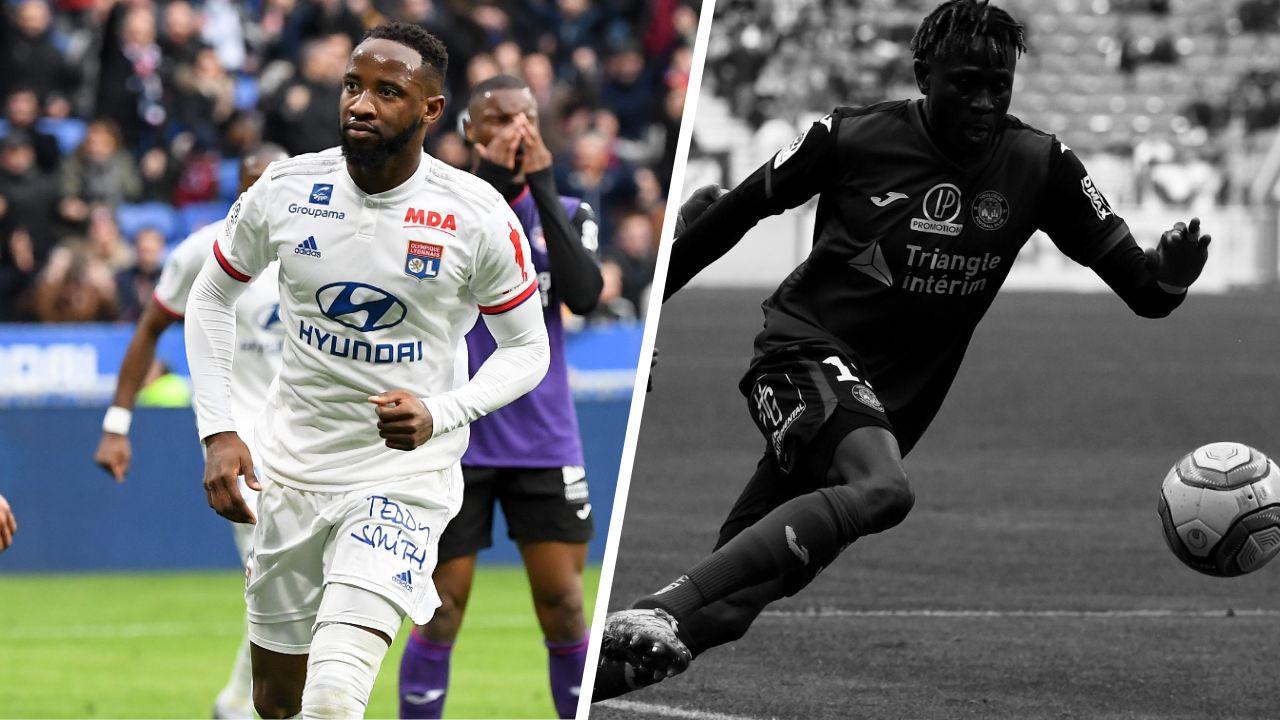 Football - Ligue 1 - Tops/Flops Lyon-Toulouse : Dembélé insatiable, le TFC inoffensif