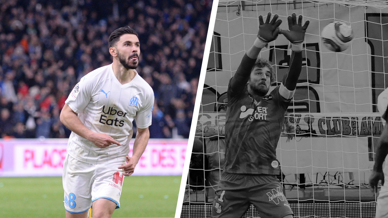 Football - Ligue 1 - Tops/Flops OM-Amiens : Sanson remuant, Gurtner fautif