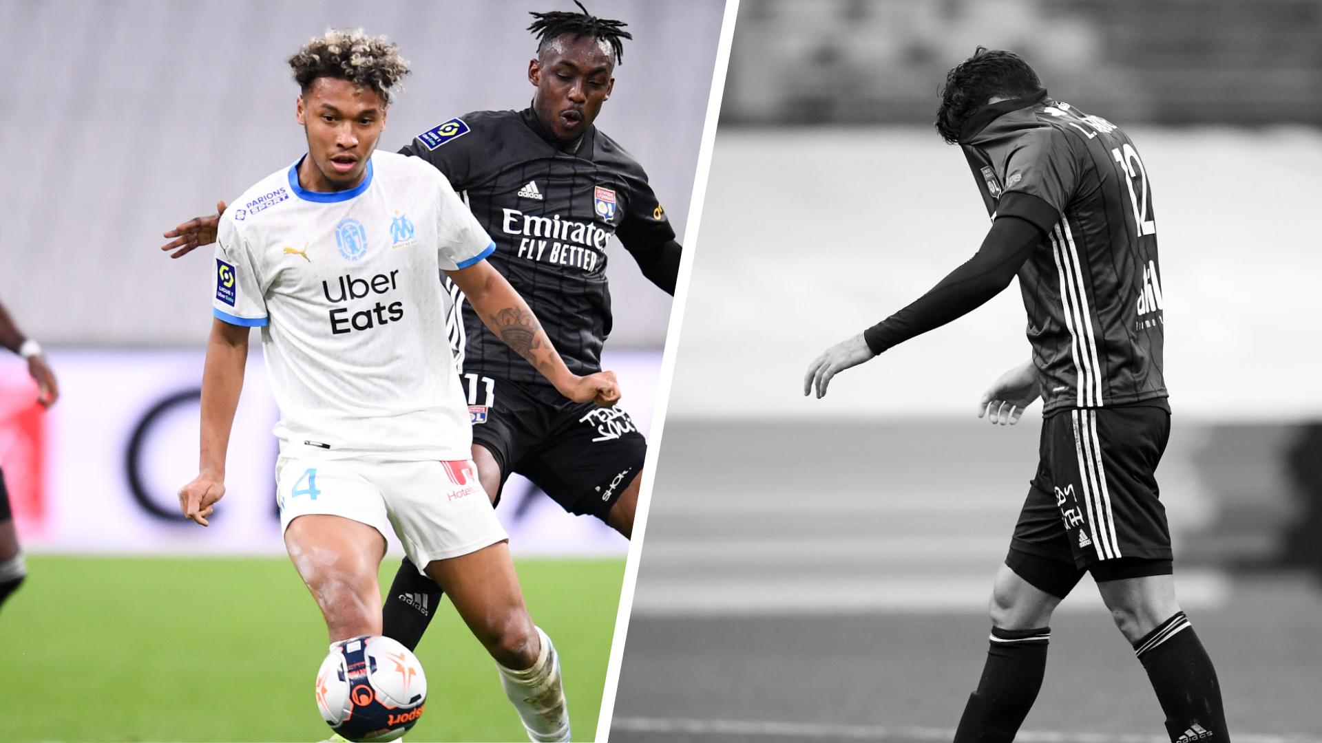 Kamara encore royal, Paqueta plombe l'OL ... Nos Tops et Flops après Marseille-Lyon - Le Figaro