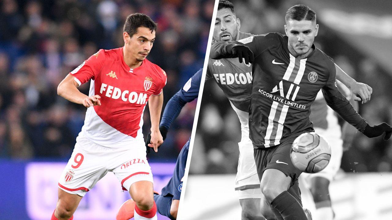 Football - Ligue 1 - Tops/flops Paris SG-Monaco : Ben Yedder irrésistible, Icardi invisible