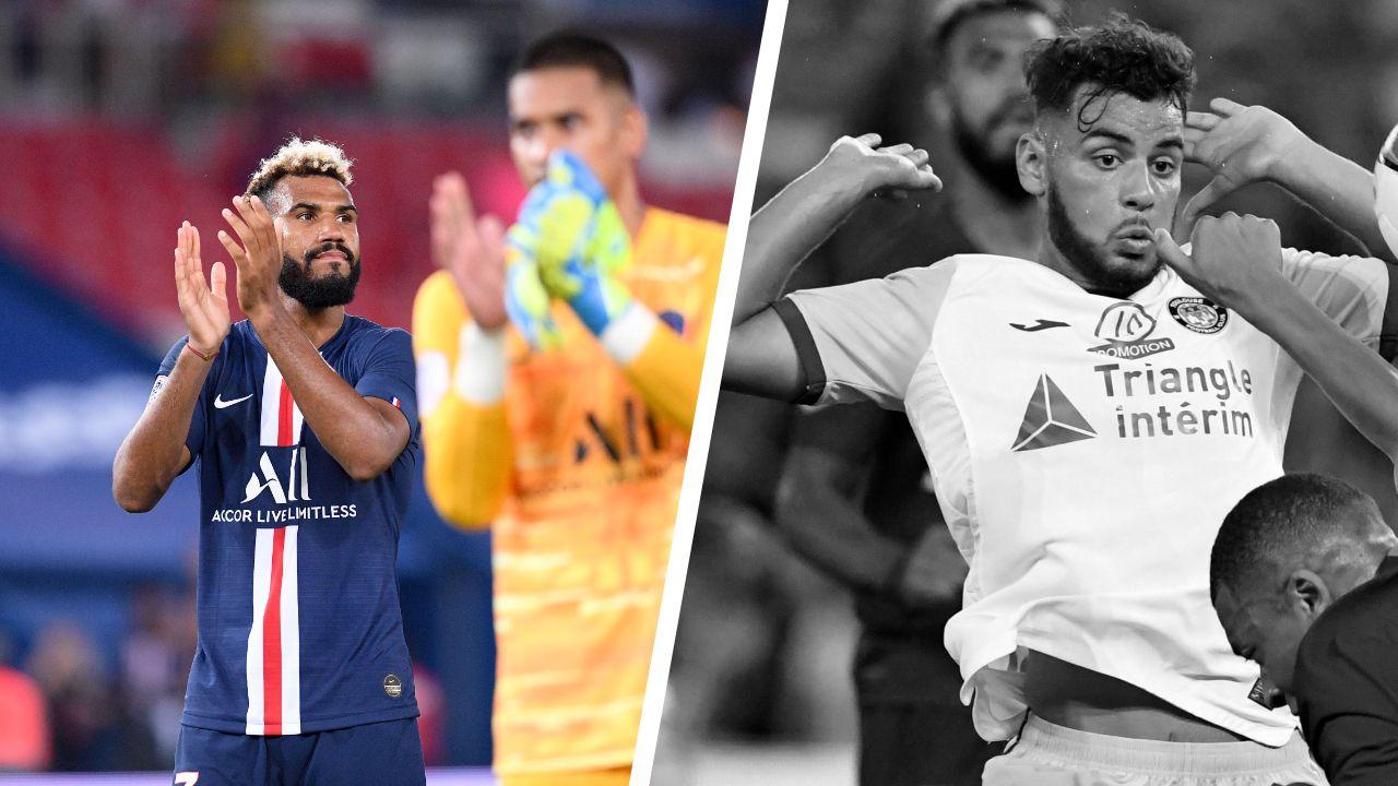 Football - Ligue 1 - Tops/flops Paris SG-Toulouse : le doublé de Choupo-Moting, le cauchemar de Goncalves