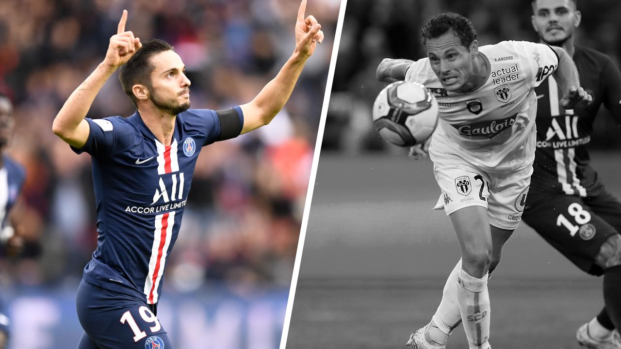 Football - Ligue 1 - Tops/Flops PSG-Angers : Sarabia a retrouvé la clé, Angers pâle dauphin