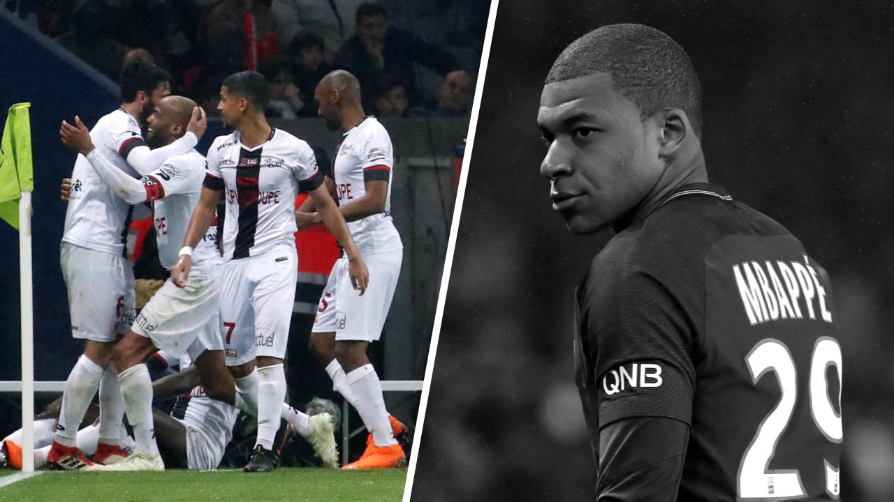 Football - Ligue 1 - Tops/Flops PSG-Guingamp : Guingamp a été valeureux, Paris a échappé au pire