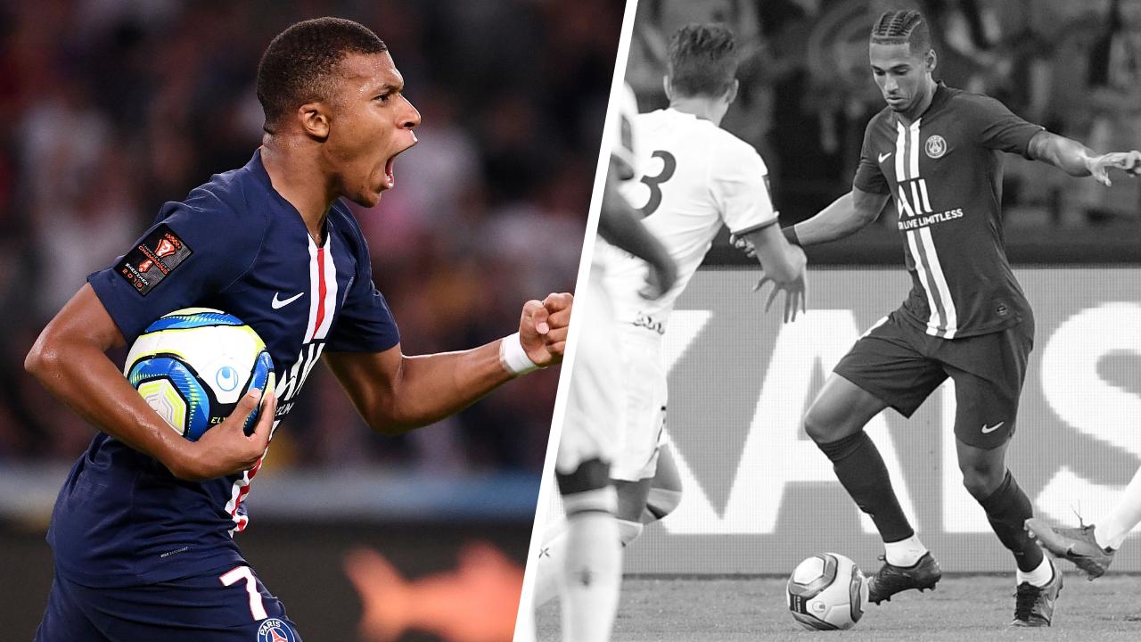 Football - Ligue 1 - Tops/Flops PSG-Rennes : Mbappé en taulier mais Paris fébrile derrière