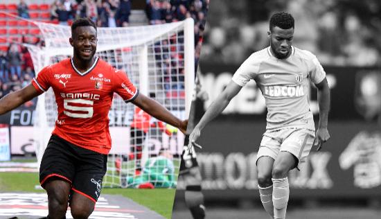 Football - Ligue 1 - Tops/flops Rennes-Monaco : Gnagnon en impose, Lemar hors-sujet