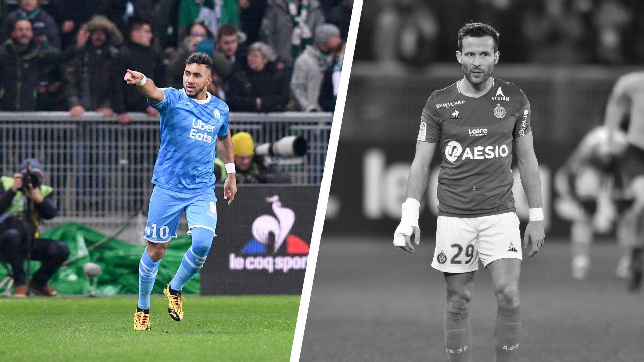 Football - Ligue 1 - Tops/flops Saint-Etienne - Marseille : Payet inspiré, Cabaye dépassé