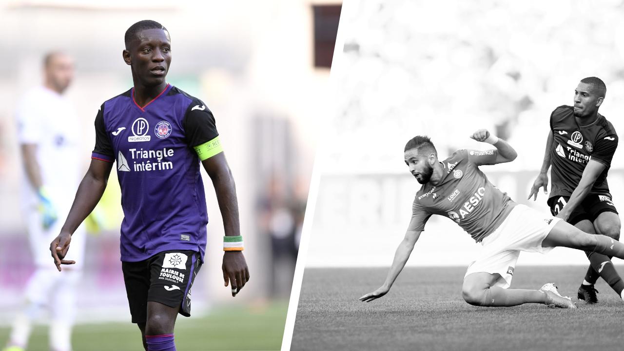 Football - Ligue 1 - Tops/Flops Saint-Étienne - Toulouse : Gradel omniprésent, Boudebouz absent