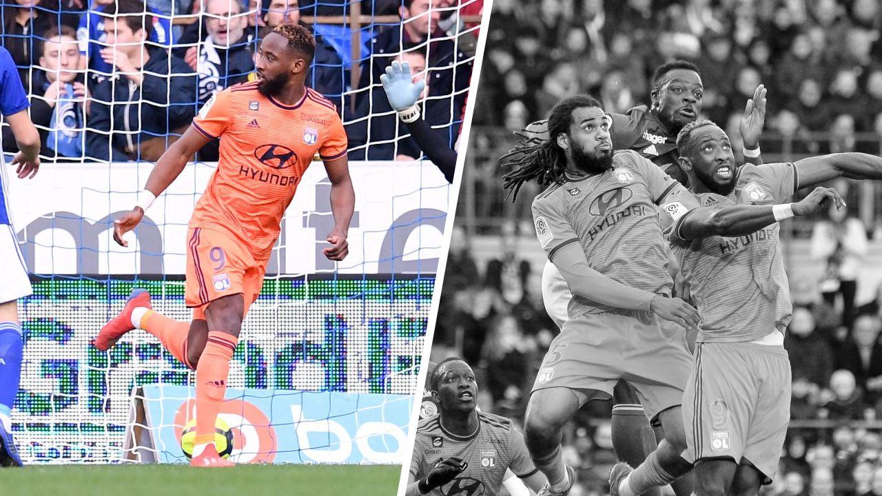 Football - Ligue 1 - Tops/Flops Strasbourg-Lyon : Dembélé décisif, Koné fautif