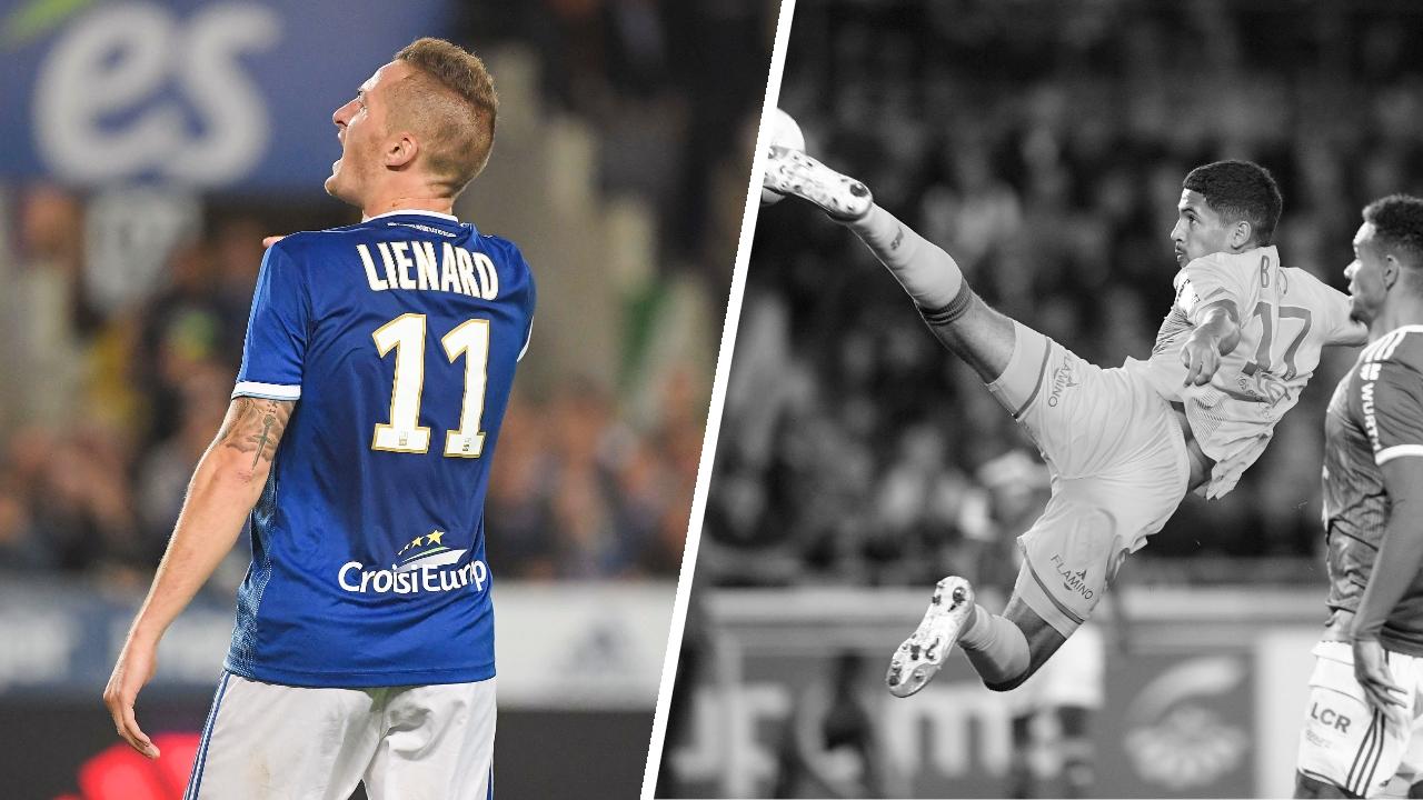 Football - Ligue 1 - Tops/Flops Strasbourg-Nantes : Liénard en héros, Nantes s'est vu trop beau