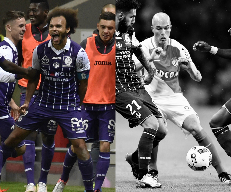 Football - Ligue 1 - Tops/Flops Toulouse-Monaco : Braithwaite frappe fort, Raggi en souffrance