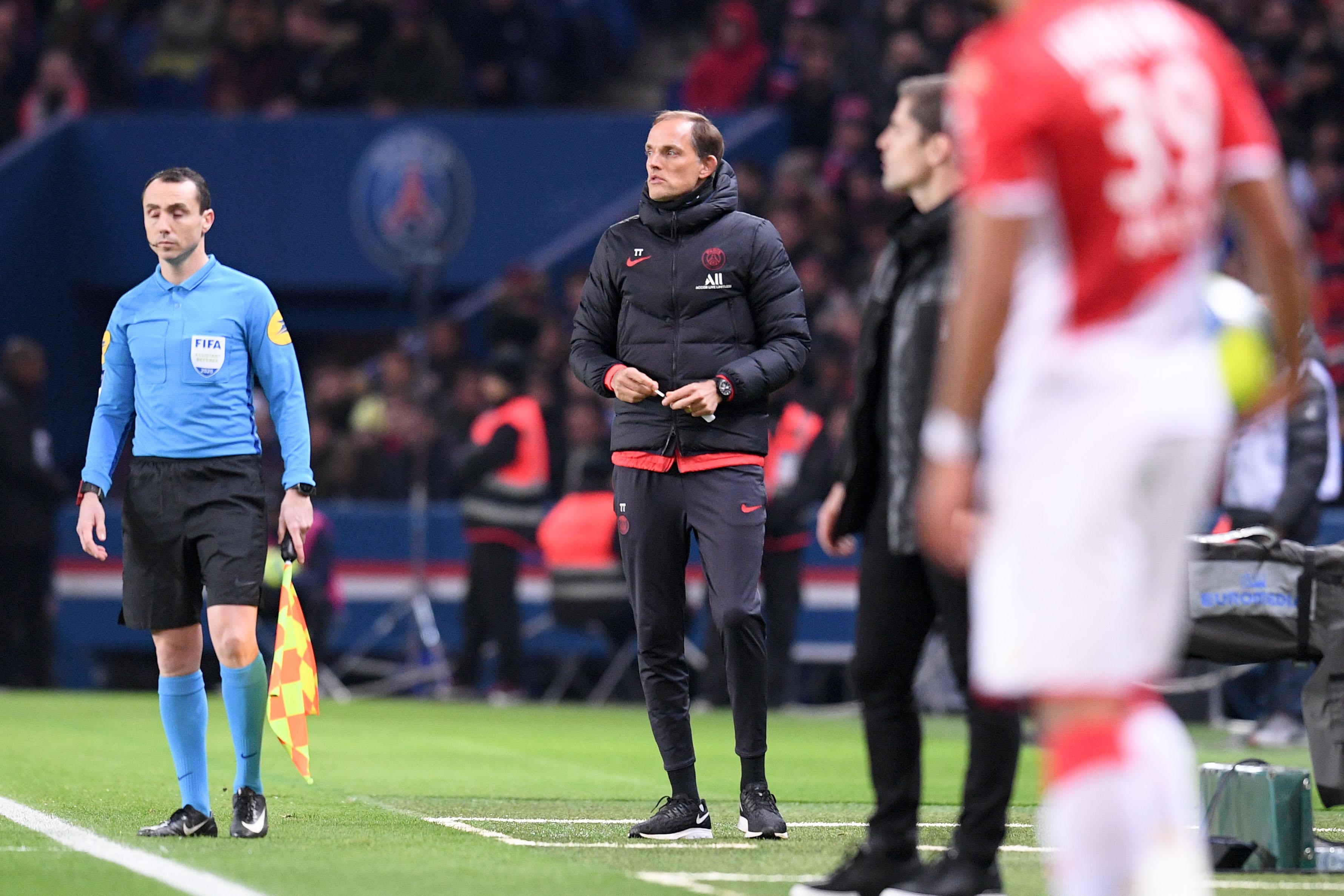 Football - Ligue 1 - Tuchel avant Monaco-PSG : «Je ne pense pas une seconde à Dortmund»