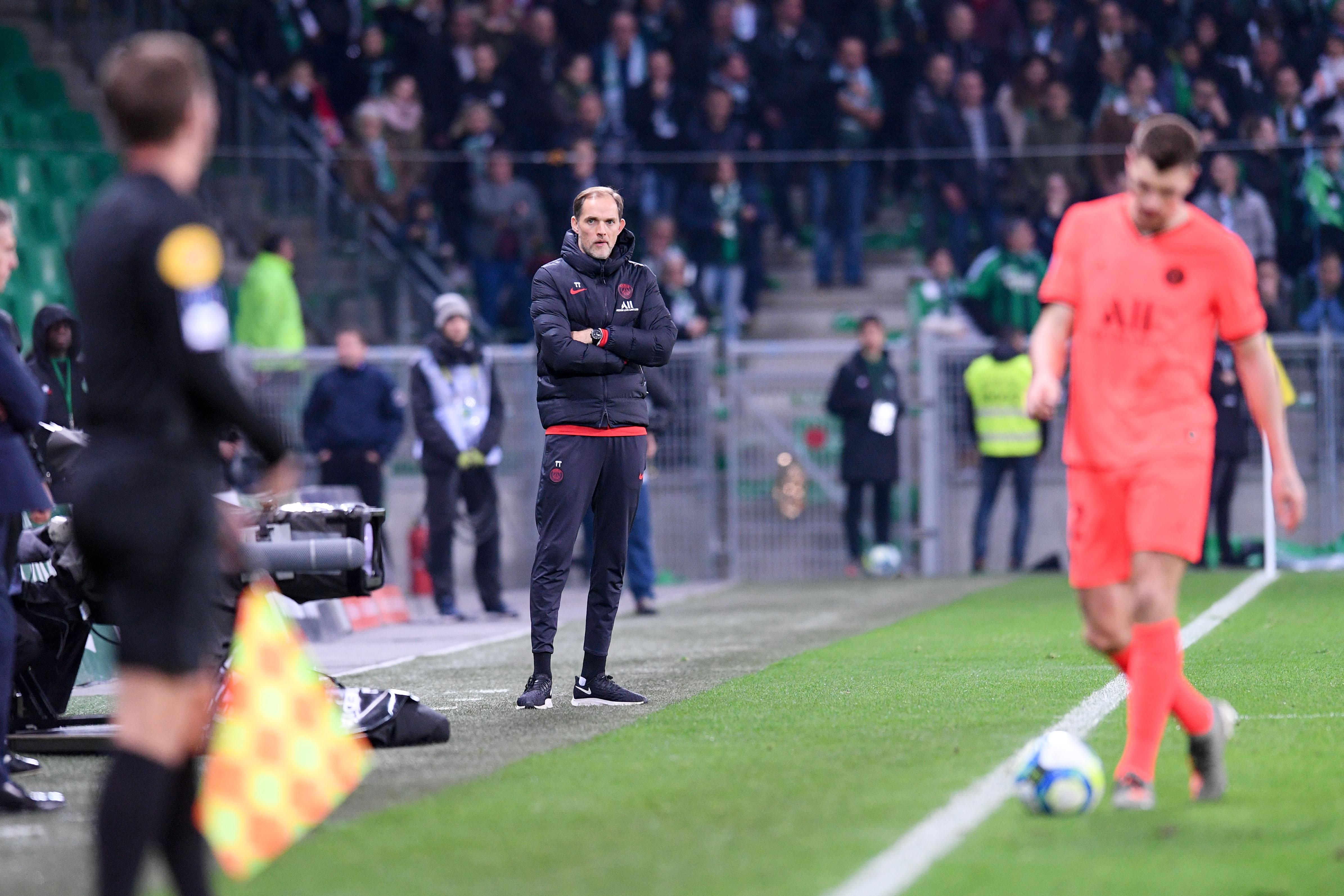 Football - Ligue 1 - Tuchel : «C'était le moment pour essayer»