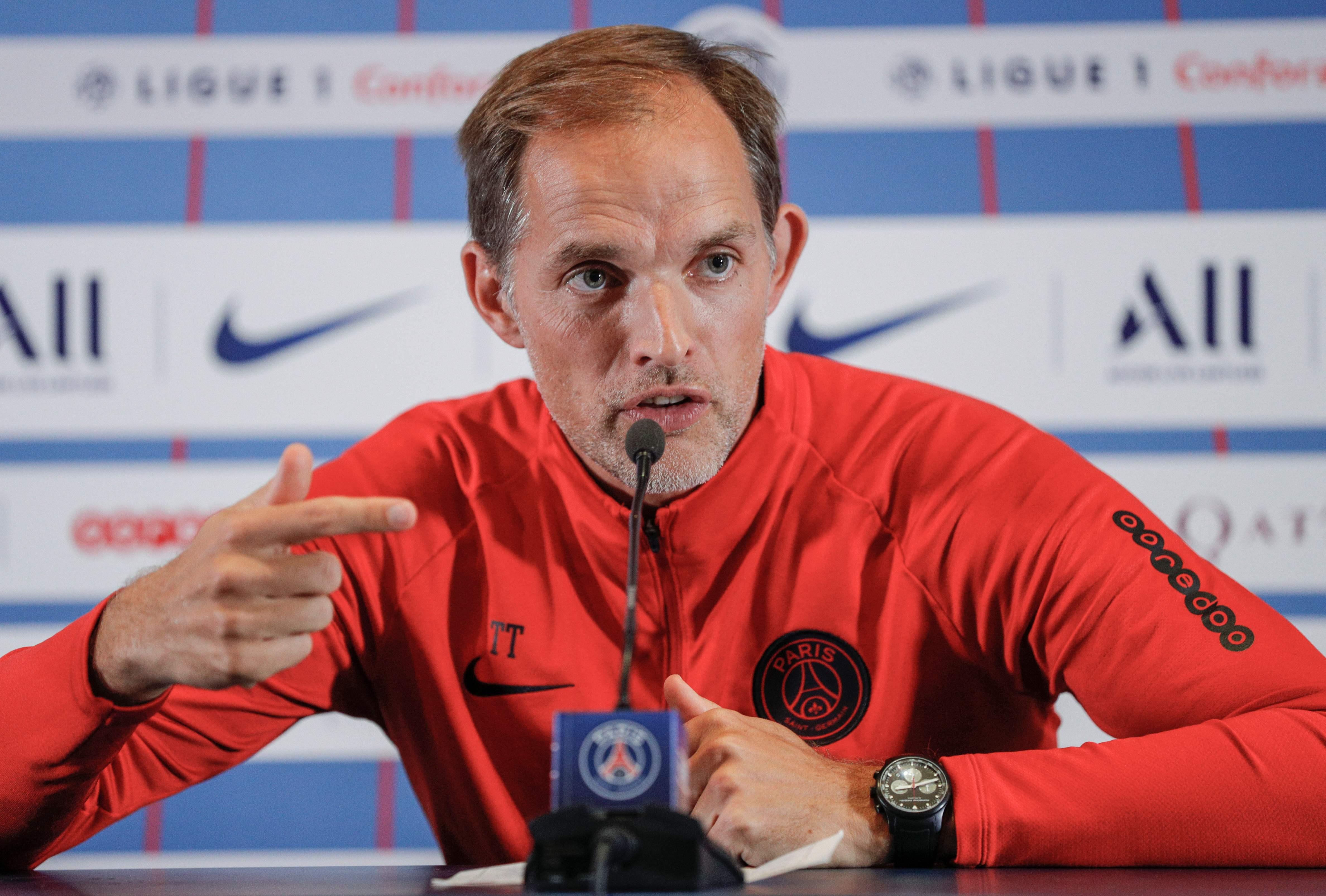 Football - Ligue 1 - Tuchel confirme : «Neymar est disponible pour demain contre Strasbourg»