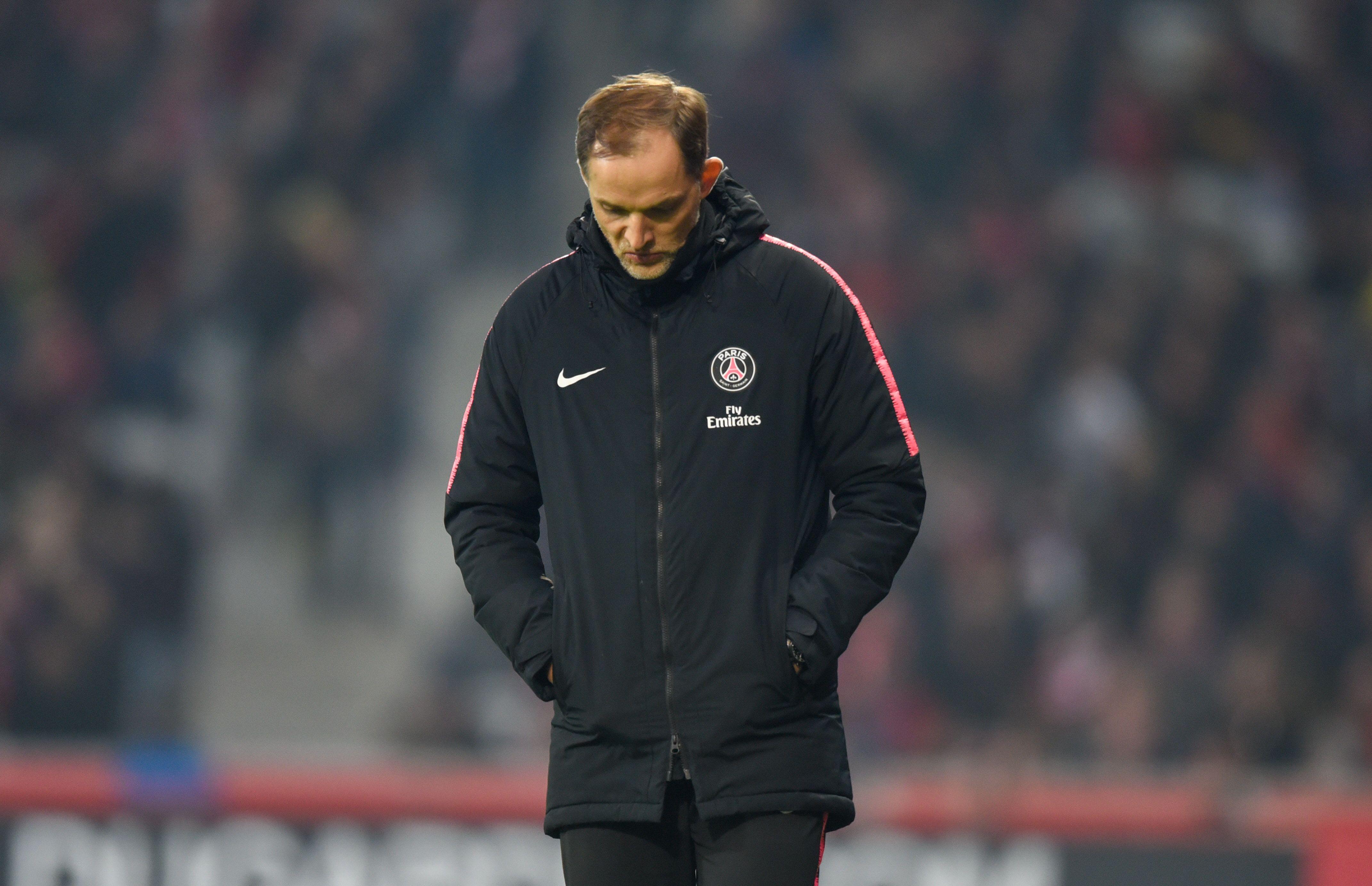 Football - Ligue 1 - Tuchel : «Les blessures ? Pas possible que ce soit seulement de la malchance»