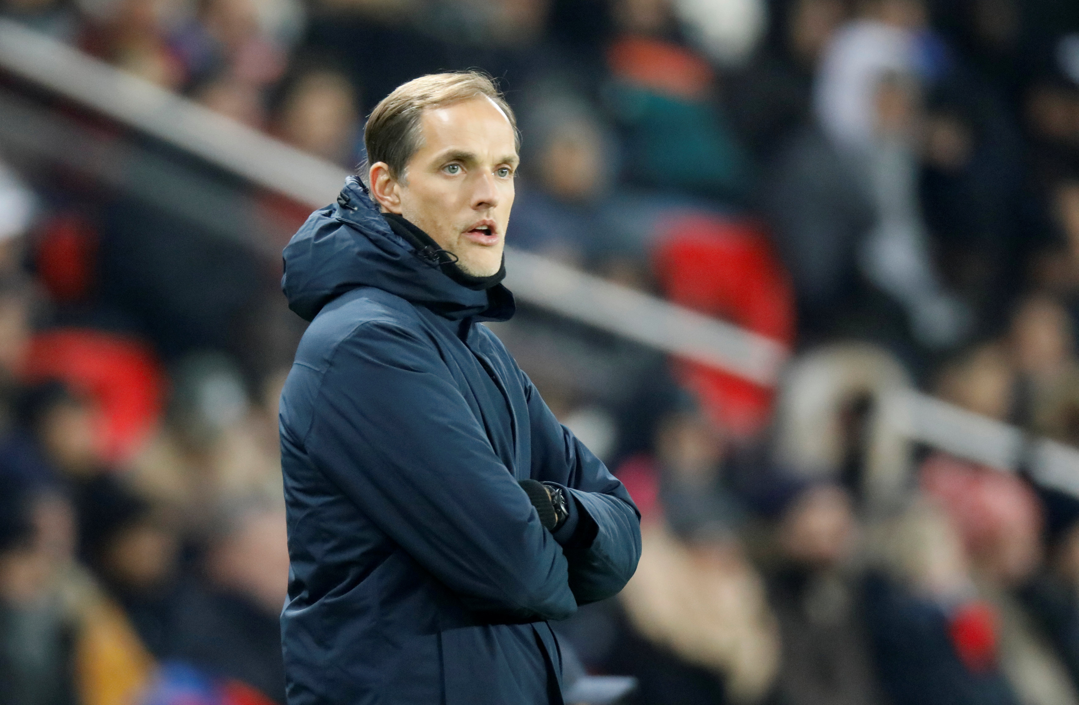 Football - Ligue 1 - Tuchel : «Neymar est triste, je suis triste... La situation est horrible»