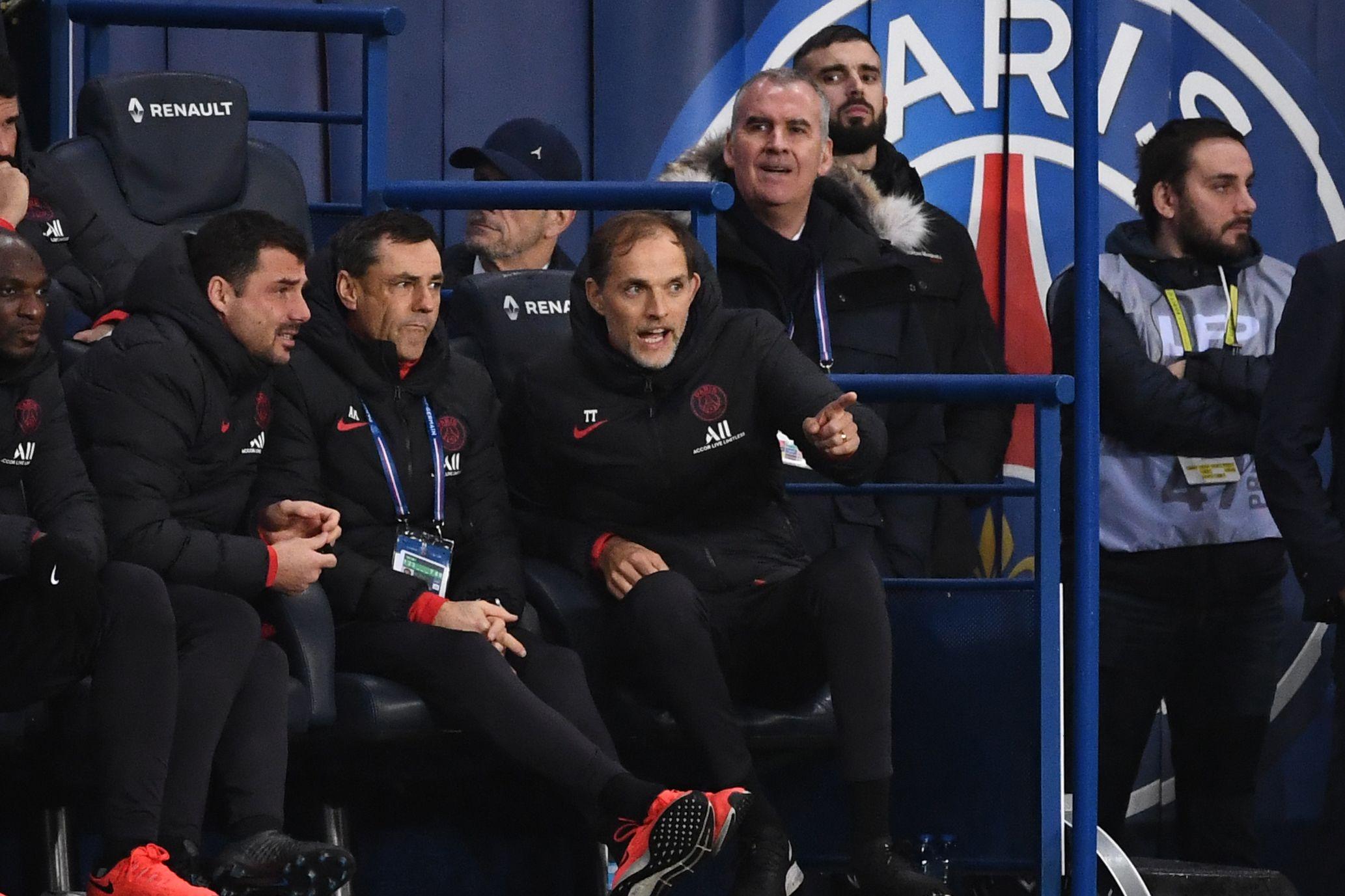 Football - Ligue 1 - Tuchel : «On a pensé que c'était fini à 3-0»