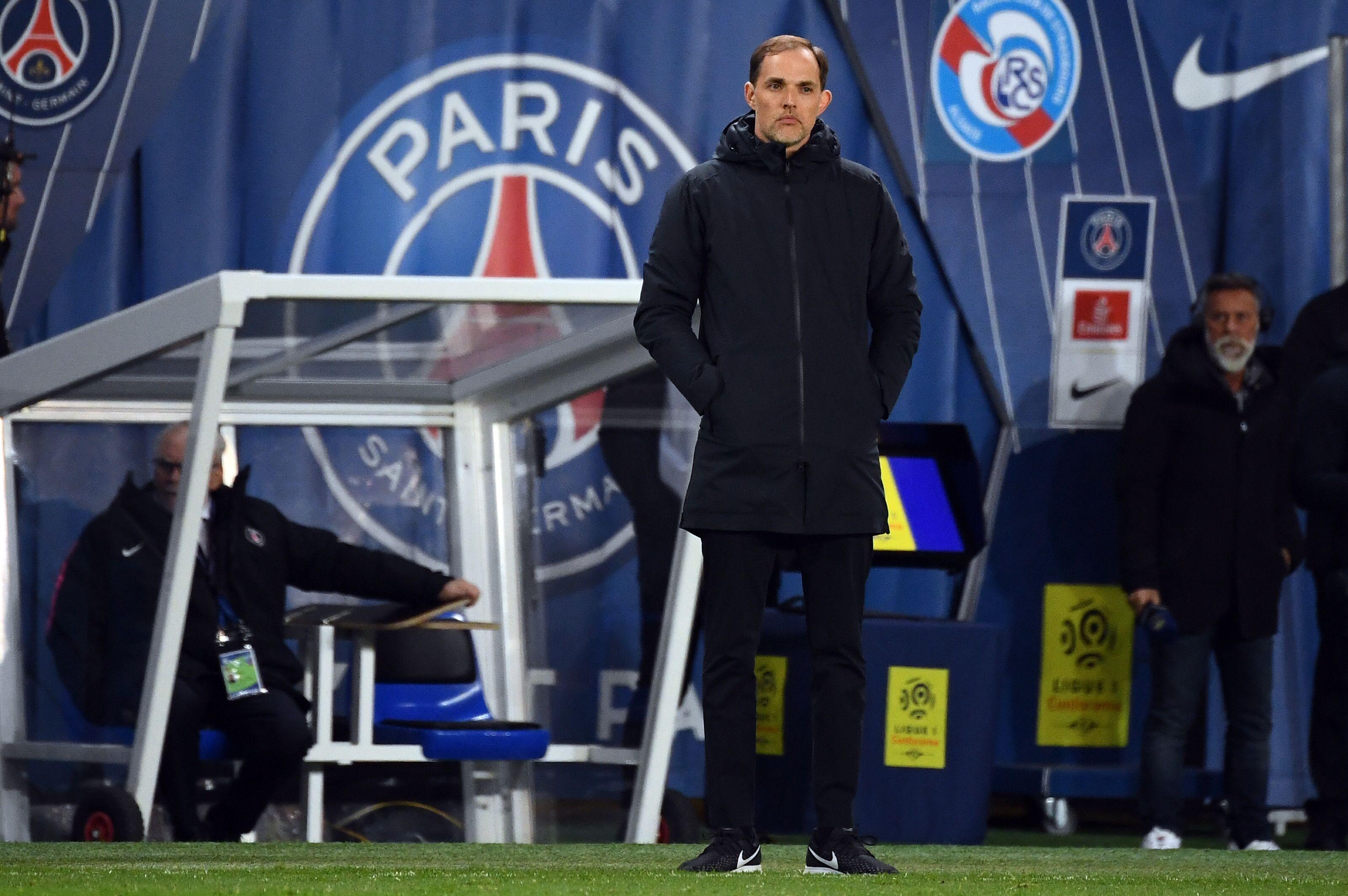 Football - Ligue 1 - Tuchel plaide coupable après PSG-Strasbourg : «Je suis vexé»