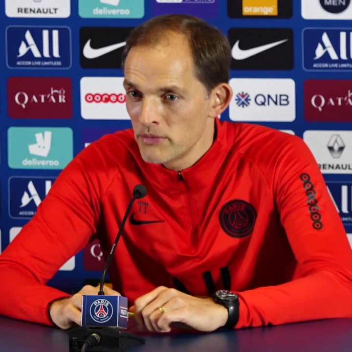 Football - Ligue 1 - Tuchel sur Cavani: «Il y a pire dans la vie que de rester au PSG»