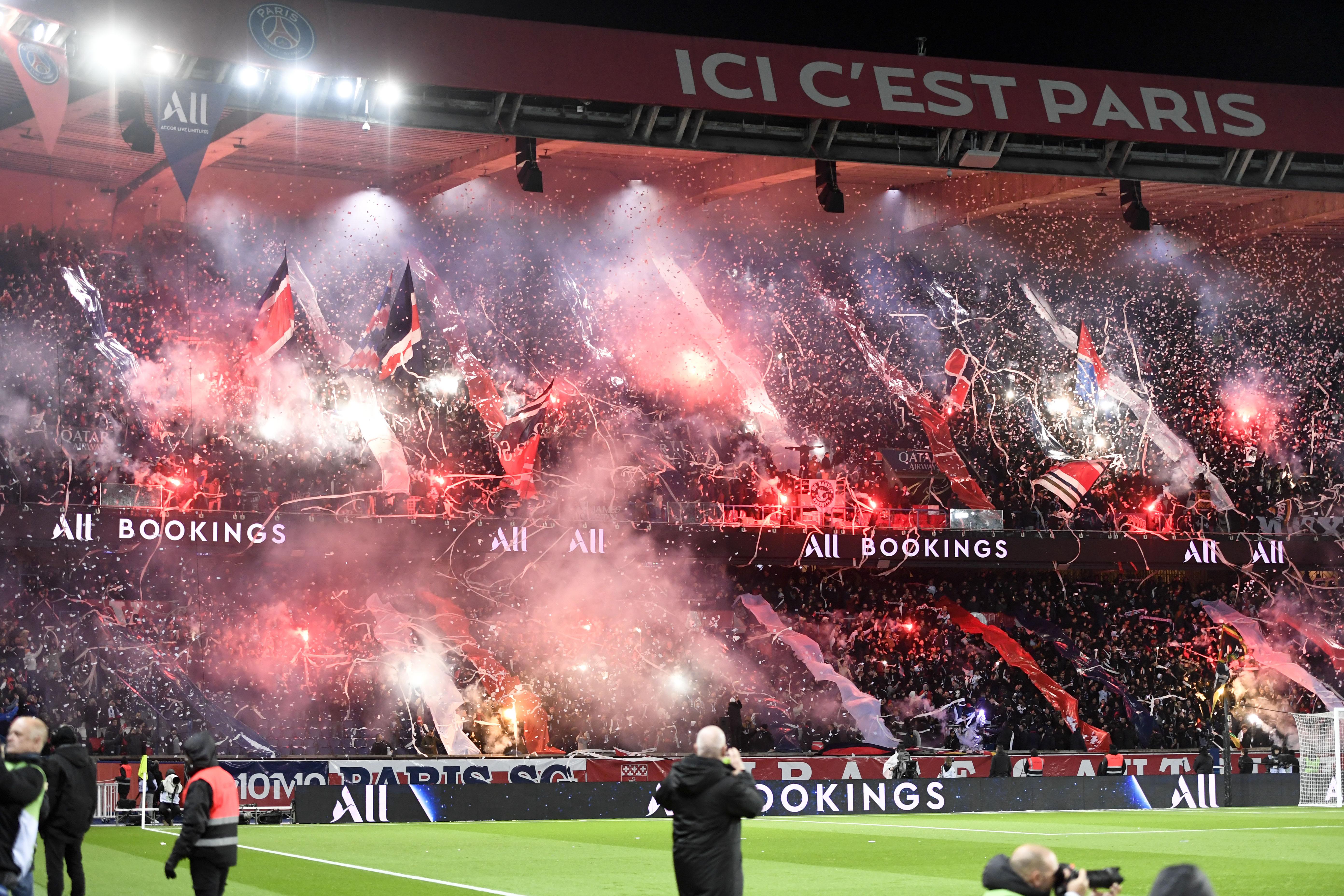 Football - Ligue 1 - Un rapport parlementaire favorable à l'utilisation «encadré» des fumigènes
