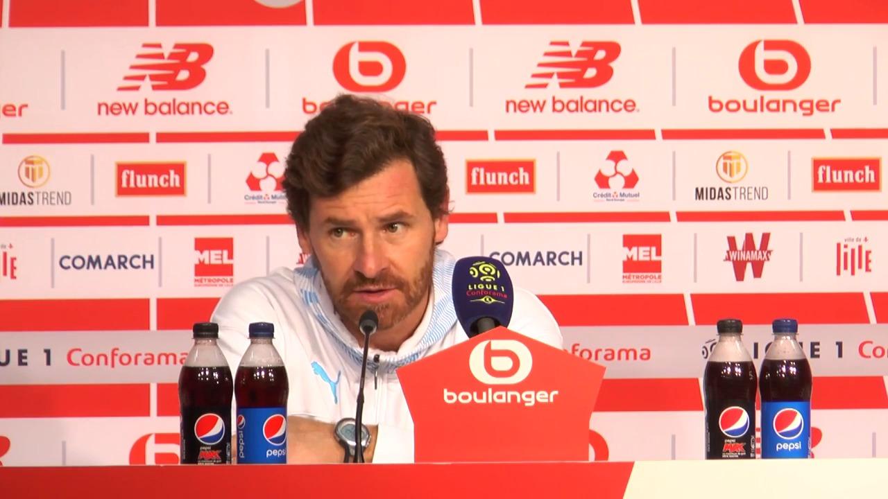 Football - Ligue 1 - Villas-Boas: «Après les Galacticos du PSG, l'OM est la meilleure équipe de L1»