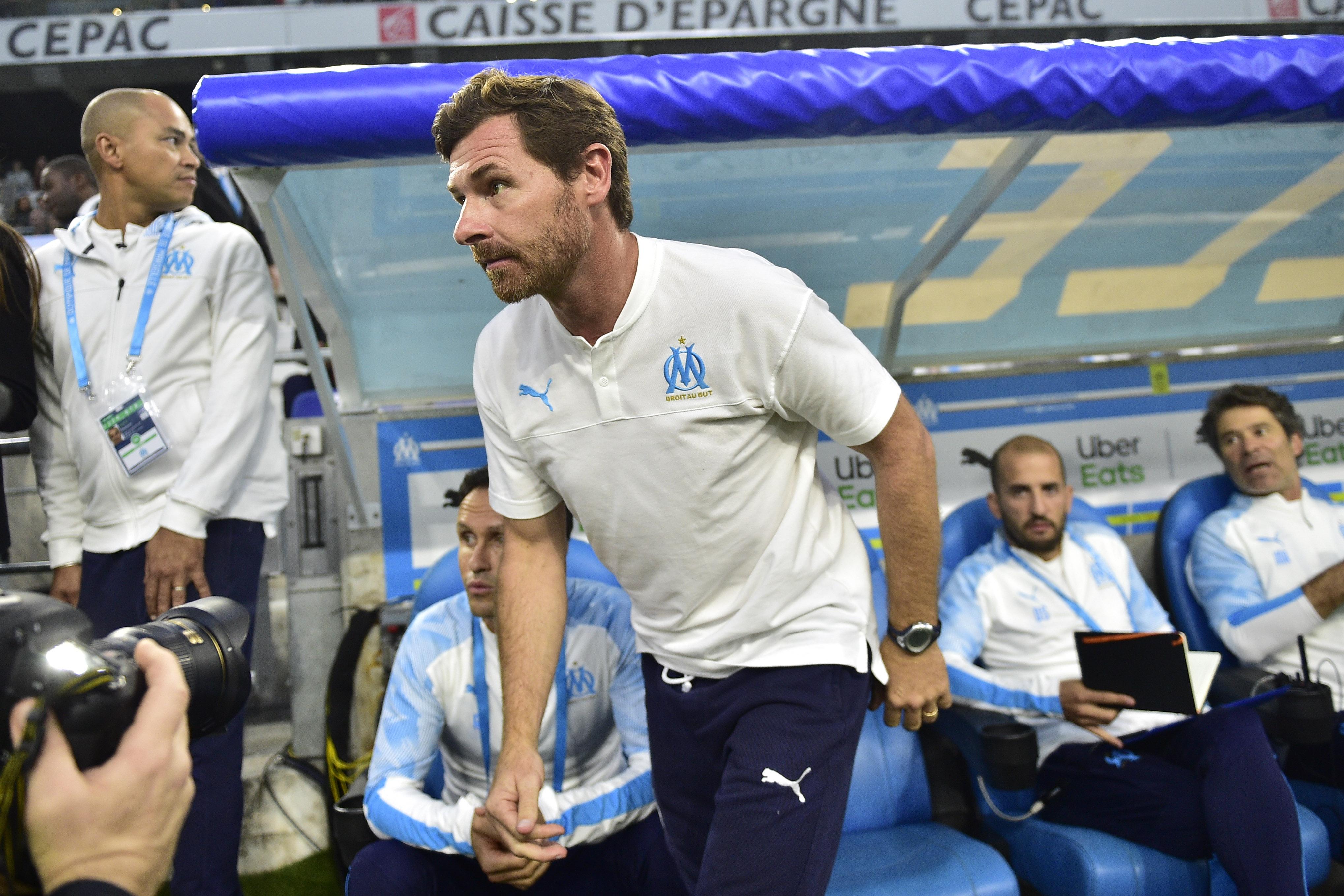 Football - Ligue 1 - Villas-Boas : «On a joué avec tout ce qui a manqué à Paris et Monaco»