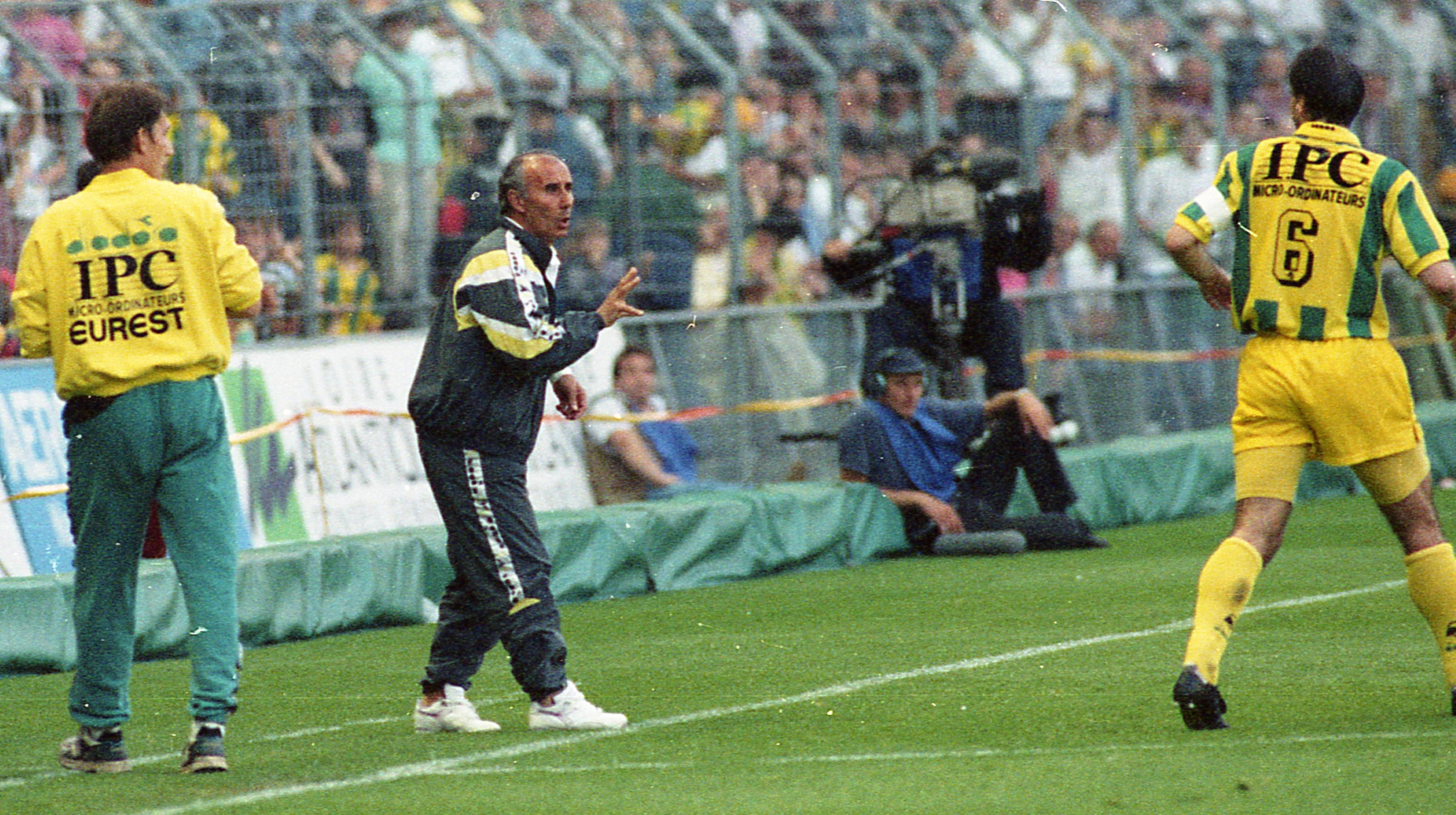 Football - Ligue 1 - Web-série (4/9) : le FC Nantes et la touche de «Coco» Suaudeau