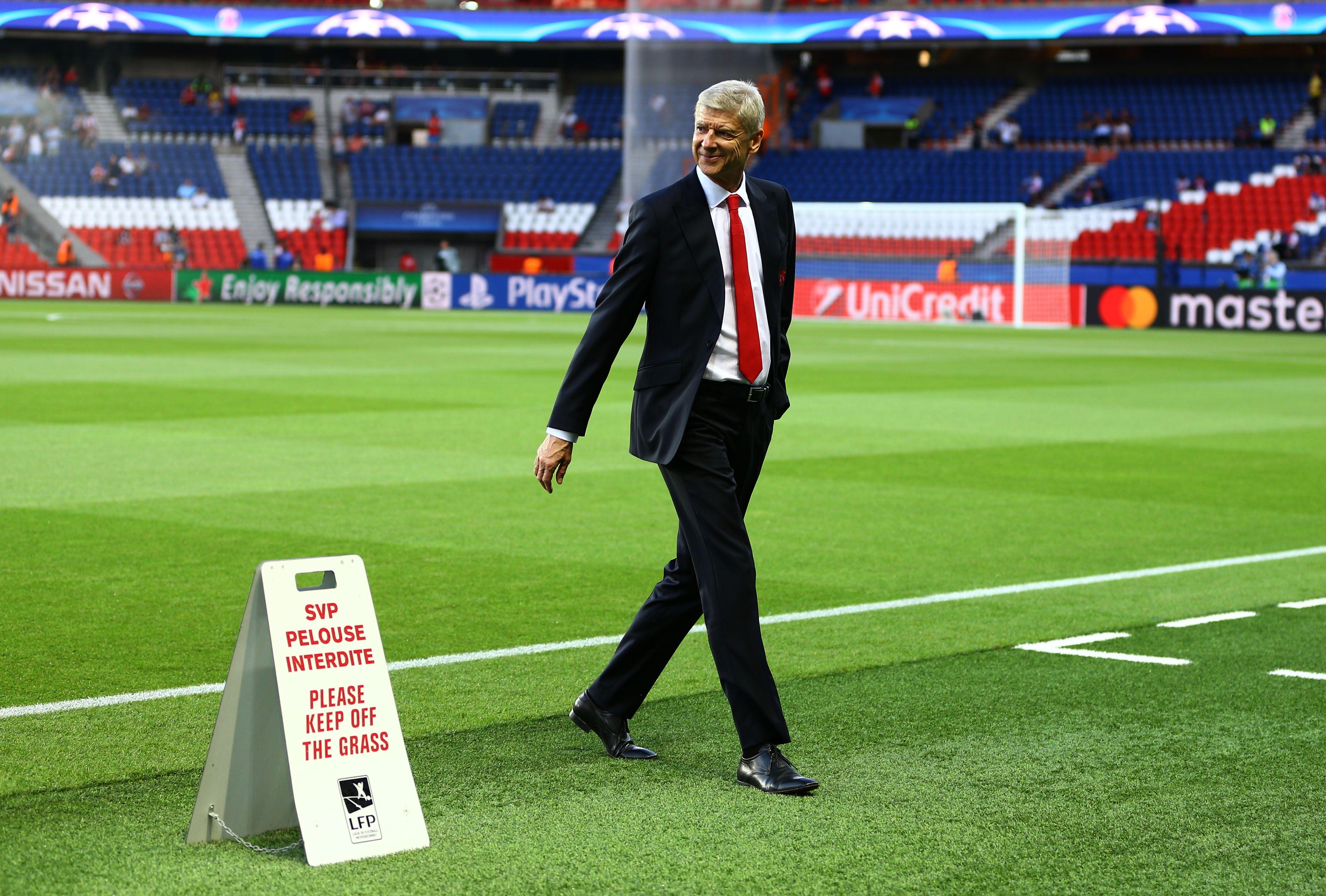 Football - Ligue 1 - Wenger toujours dans l'orbite du Paris Saint-Germain ?