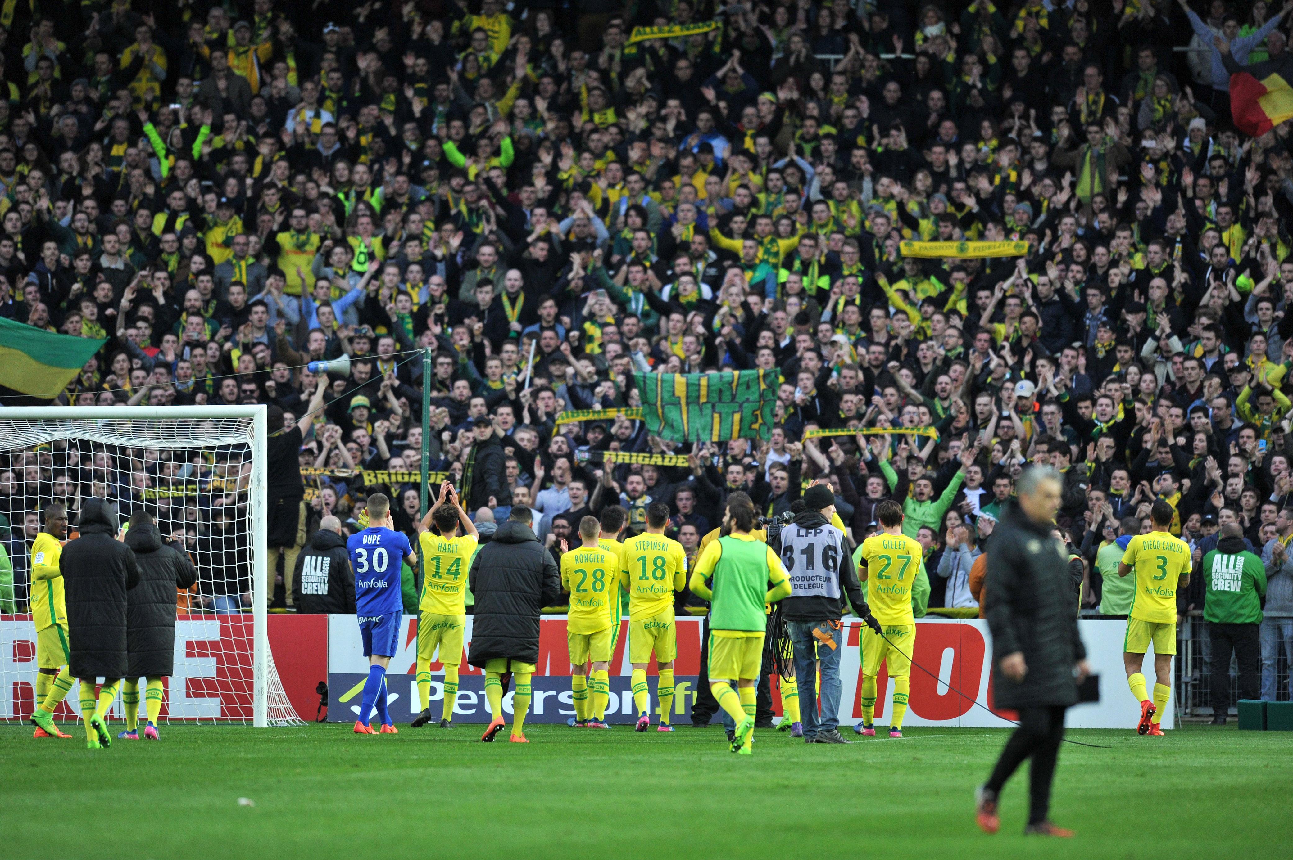 Football - Ligue 1 - Yello Park : Colère et méfiance chez les supporters nantais