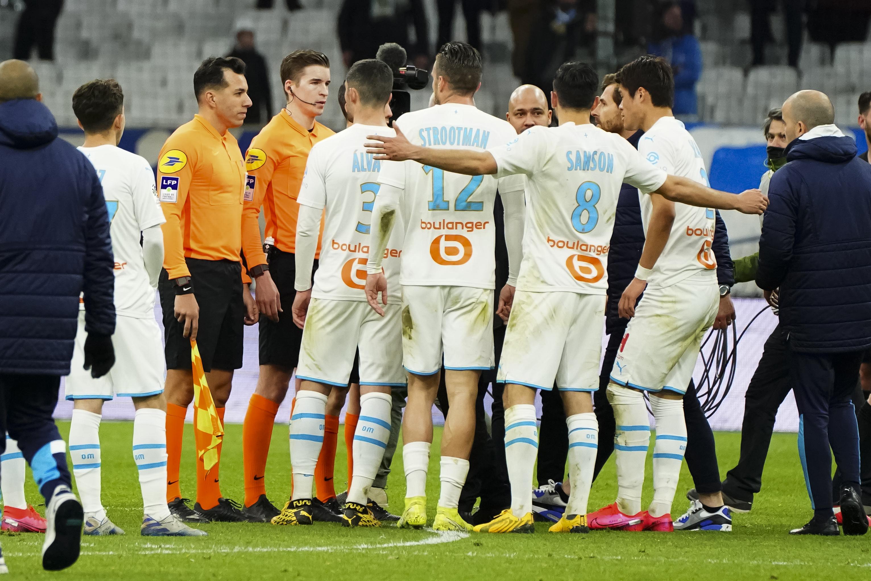 Football - Ligue 1 - Coronavirus : l'OM va passer en chômage partiel