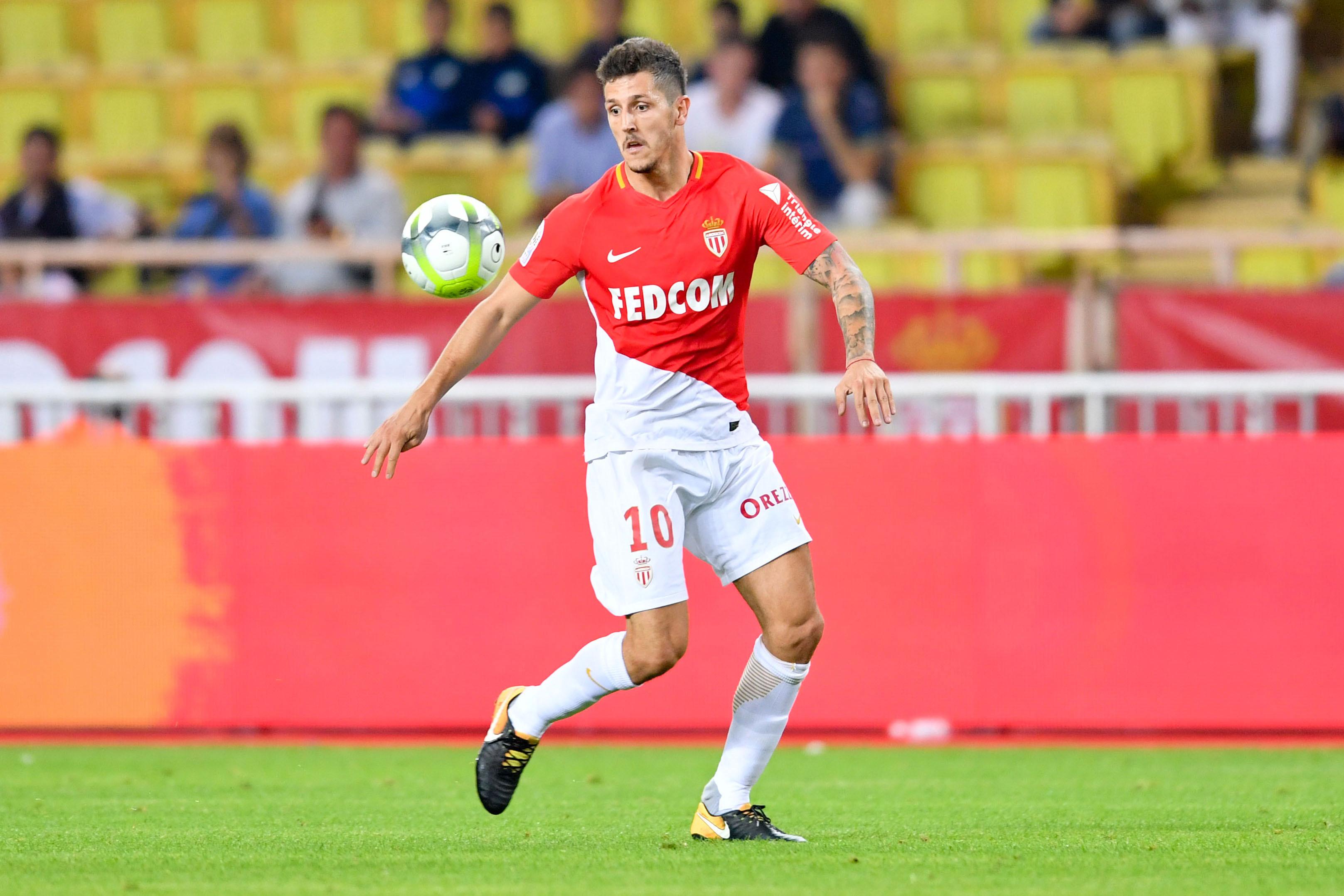 Maillot THIRD AS Monaco Stevan JOVETIC