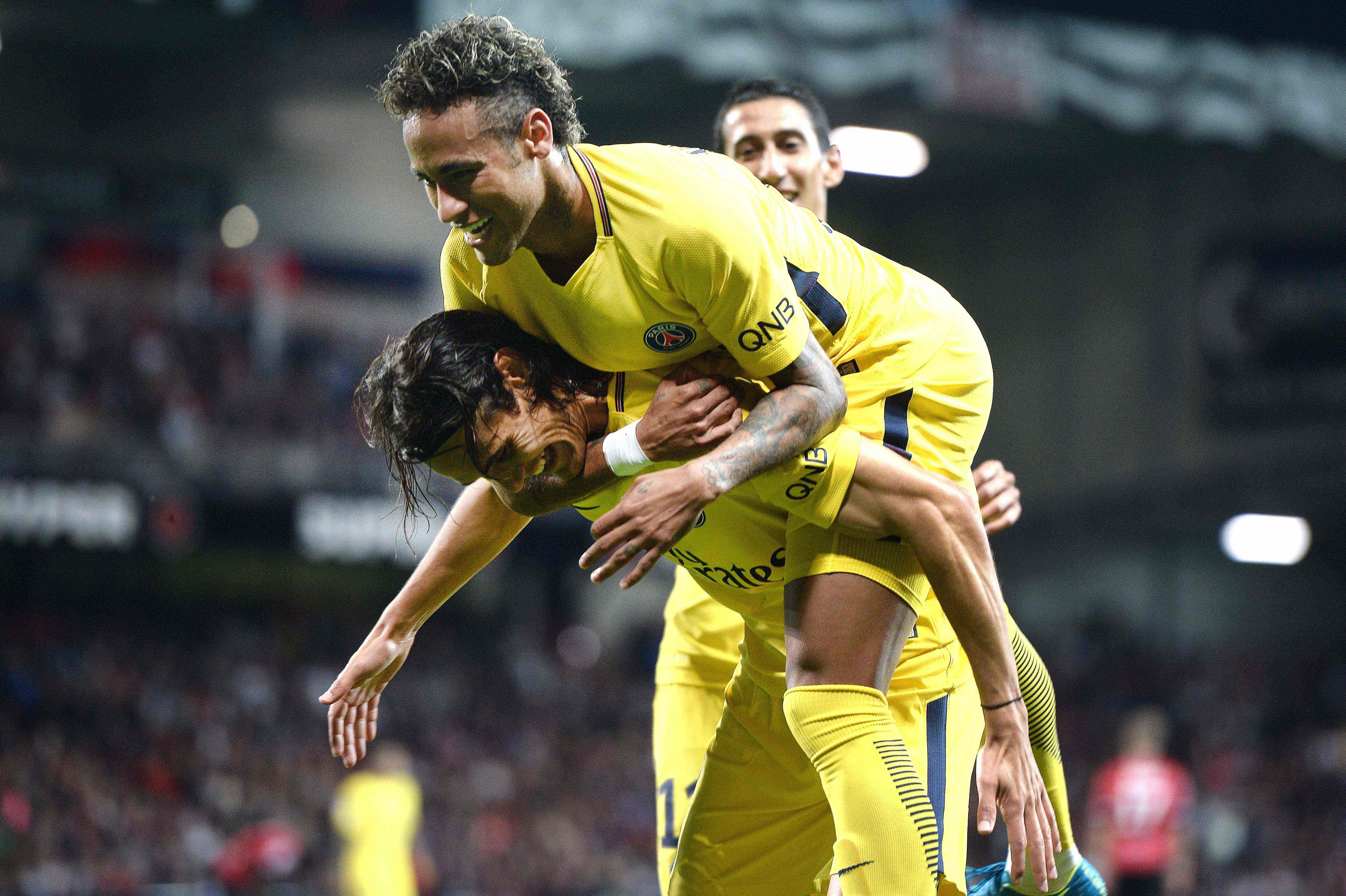 Football - Ligue 1 - Neymar, une étoile qui brille d'entrée avec le PSG