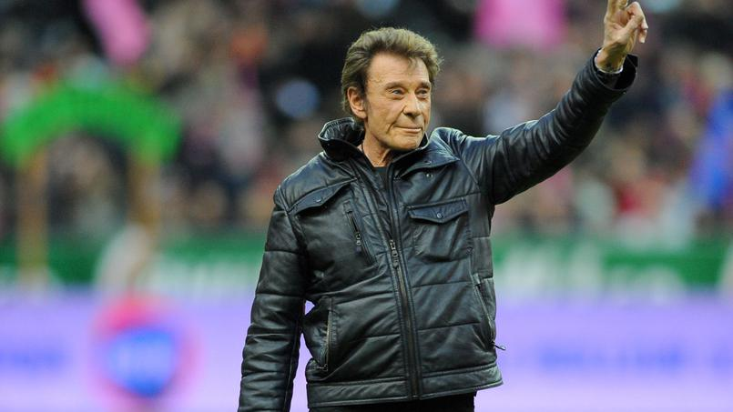 Football - Ligue 1 - Un morceau de Johnny Hallyday dans les stades de L1 ce week-end