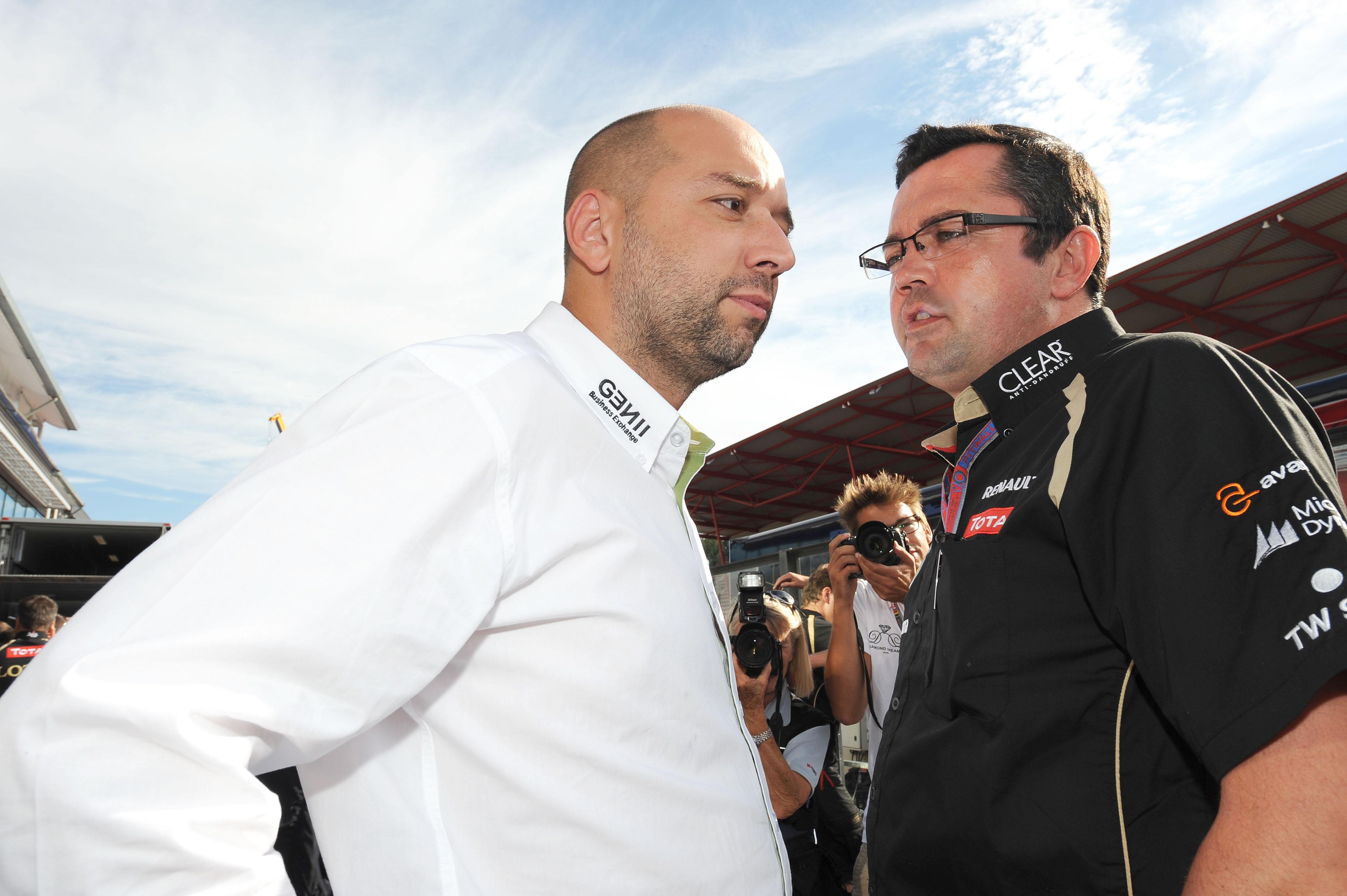 Football - Ligue 1 - Gérard Lopez en pole position pour le rachat du Losc