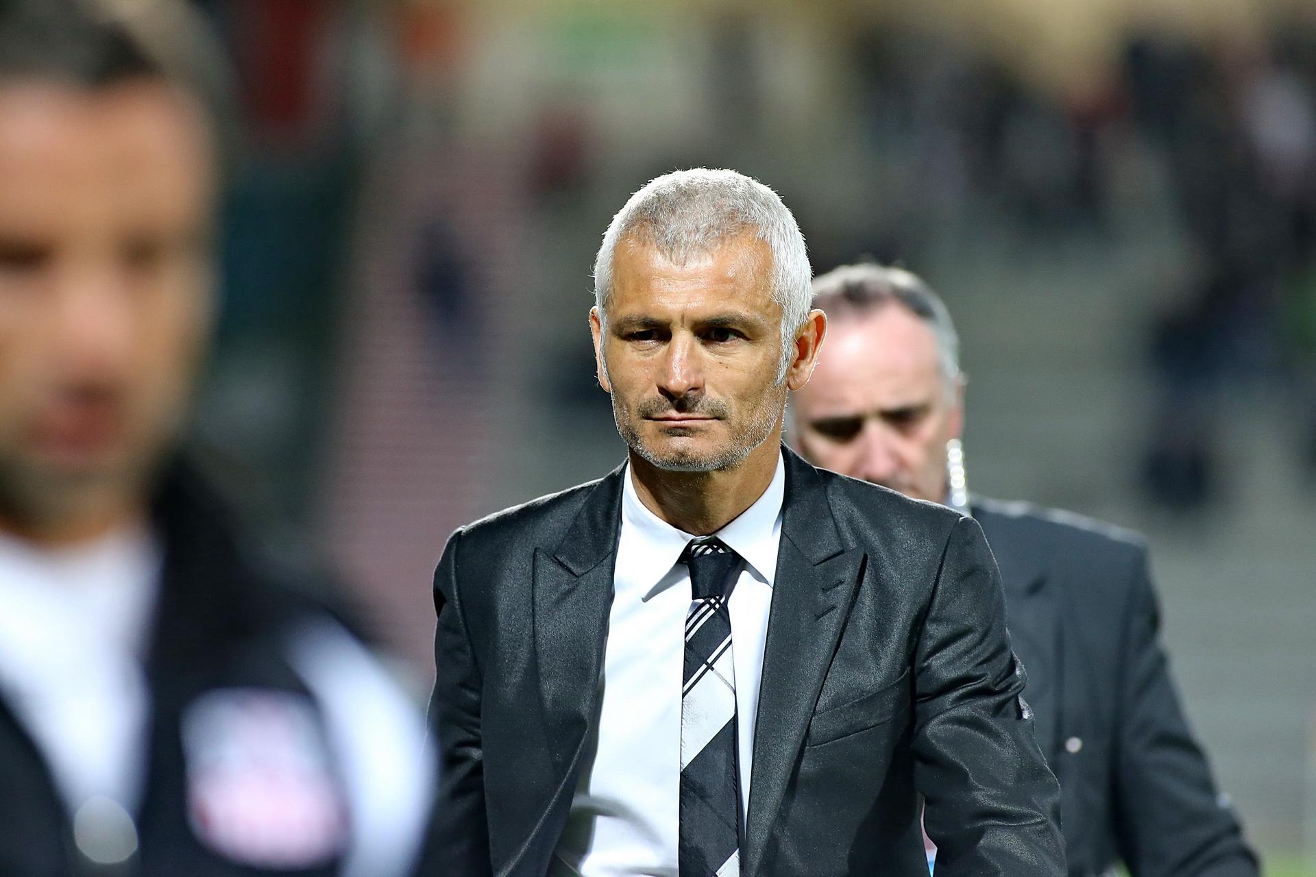 Football - Ligue 1 - Ravanelli se porte candidat au poste d'entraîneur de l'OM