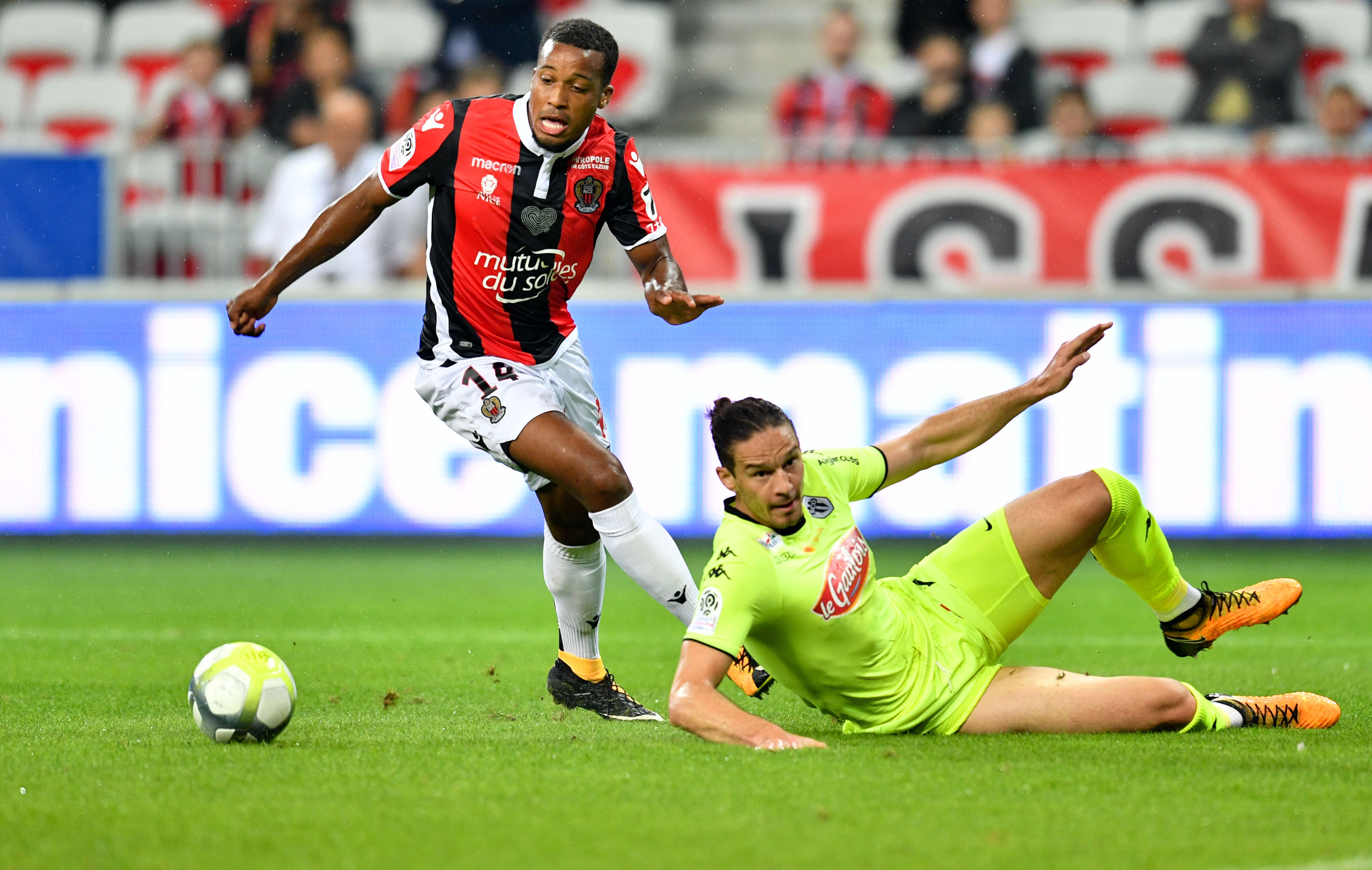 Football - Ligue 1 - Pléa : «On ne perd pas mais c'est deux points de perdus»