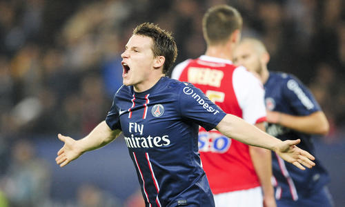Kevin Gameiro PSG-Reims