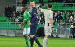Ibrahimovic absent contre l'OL?