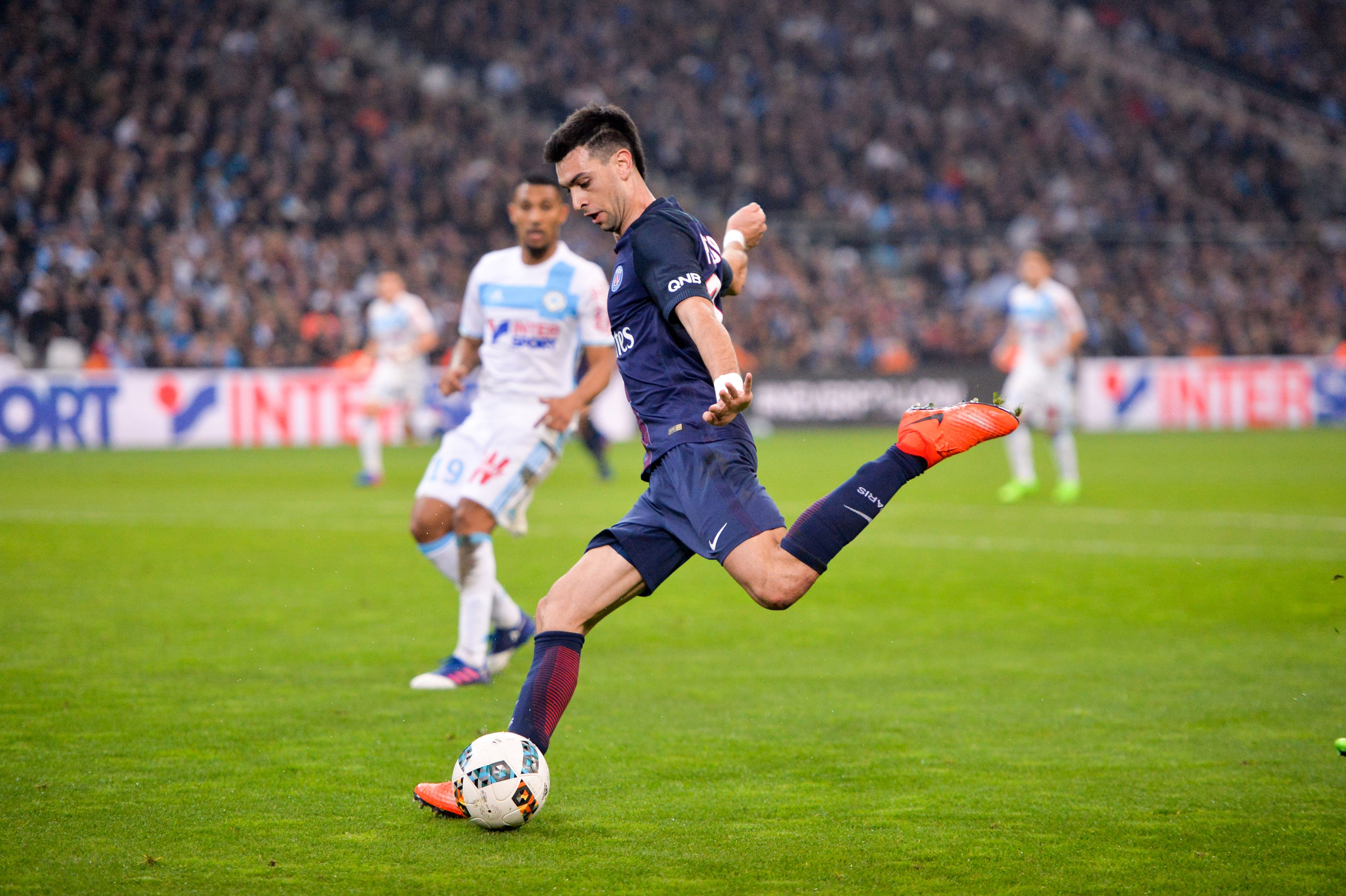 Football - Ligue 1 - Pastore : retour bluffant pour «l'artiste» du PSG