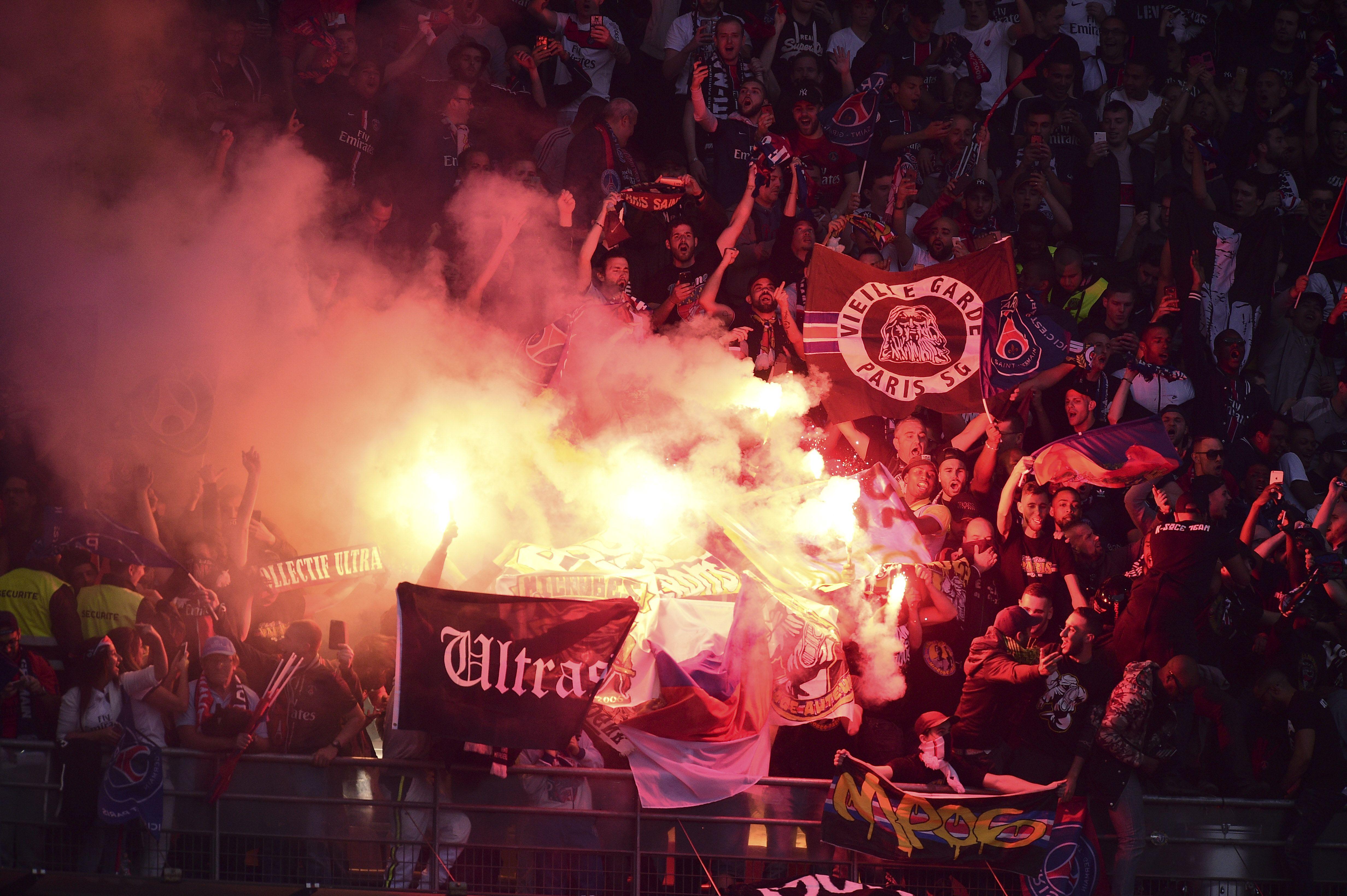 Football - Ligue 1 - Retour des Ultras à Paris : «C'est bon pour l'équipe»