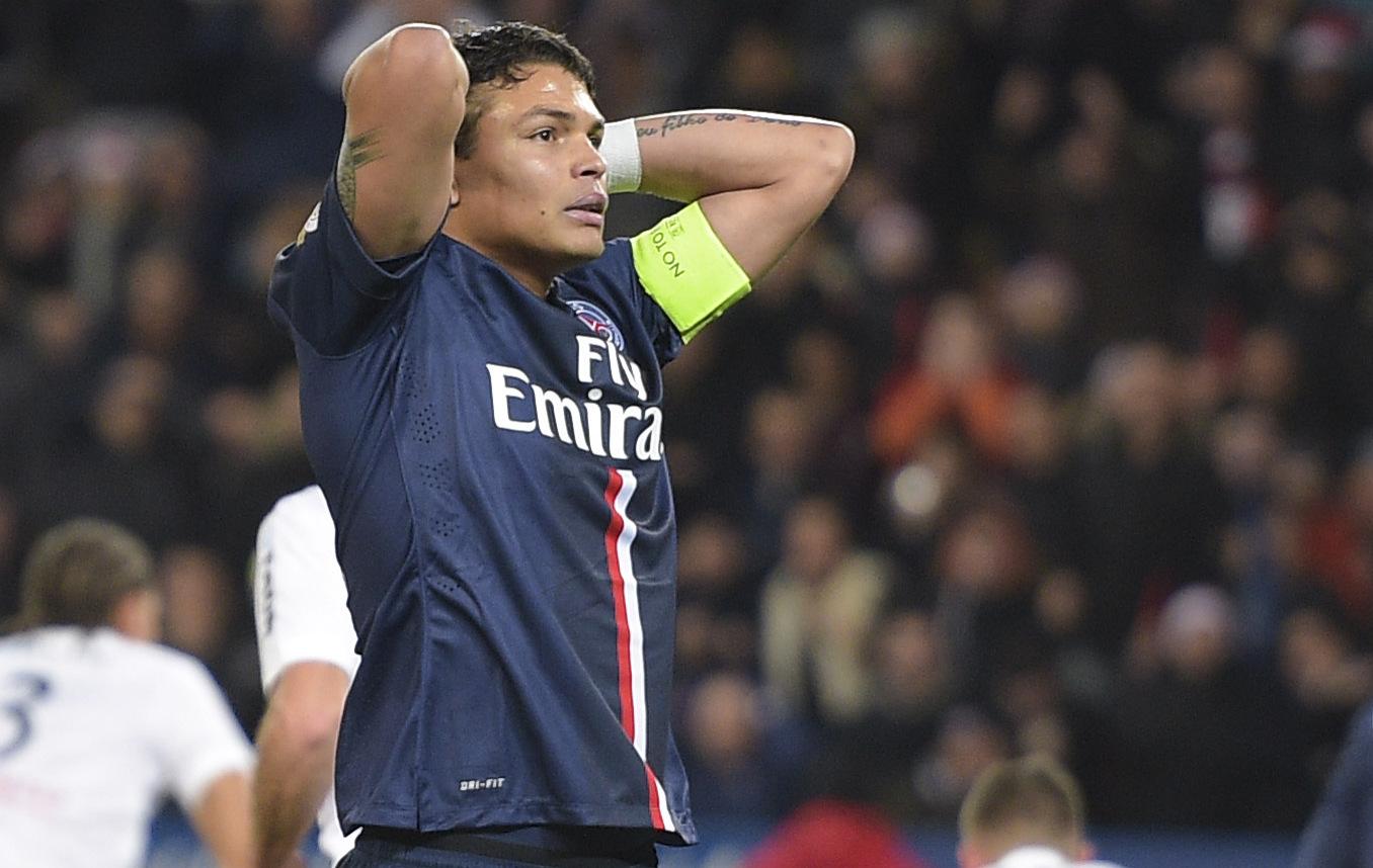 Football - Ligue 1 - Thiago Silva : «On ne joue pas assez en équipe»