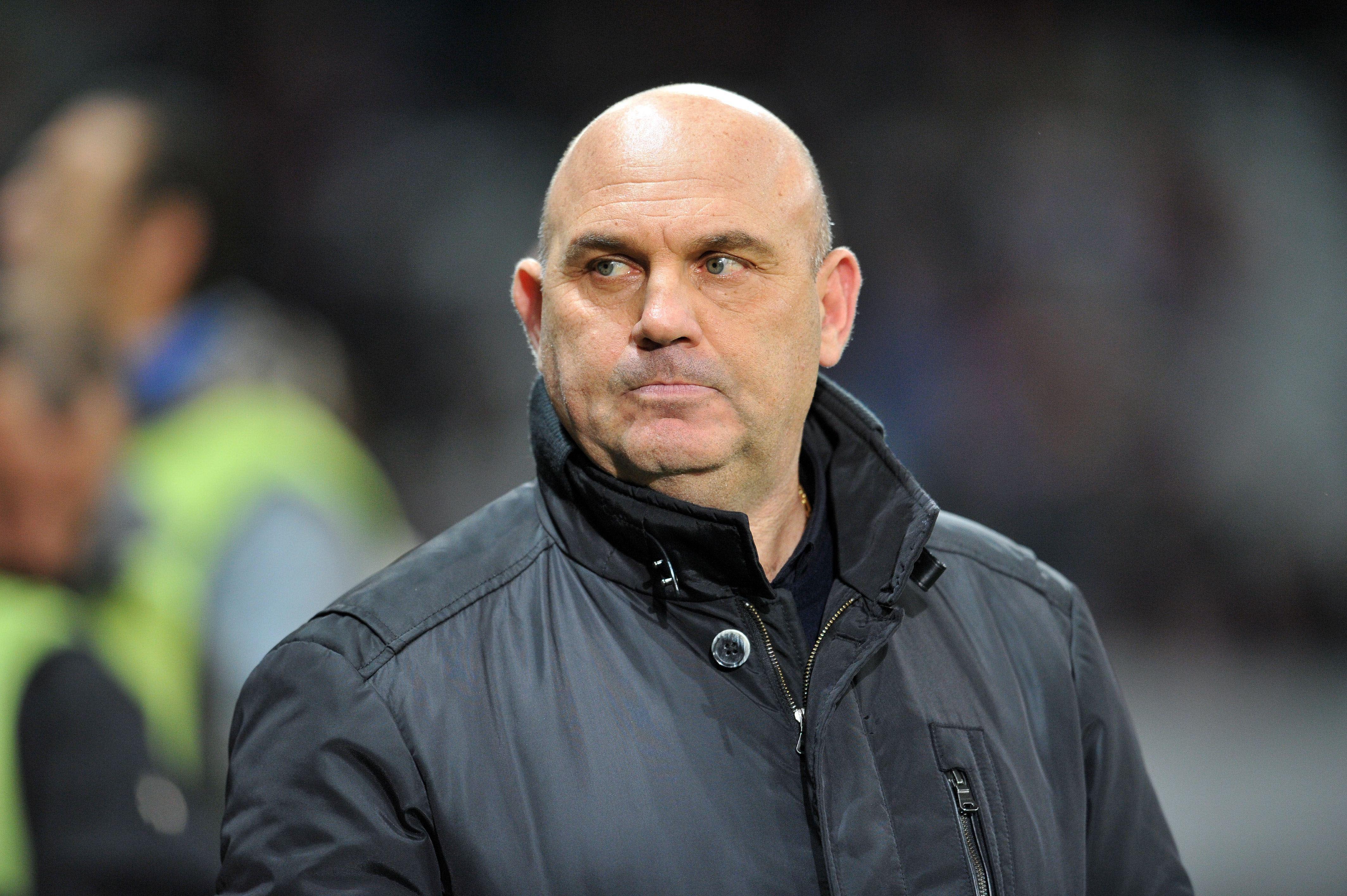 Football - Ligue 2 - Bastia : Frédéric Antonetti candidat au rachat du Sporting