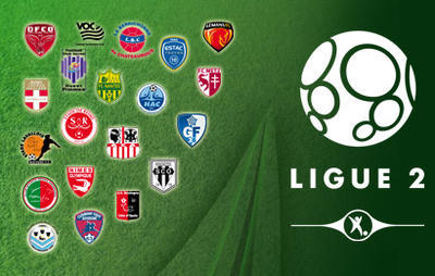 Resultat foot france ligue 2