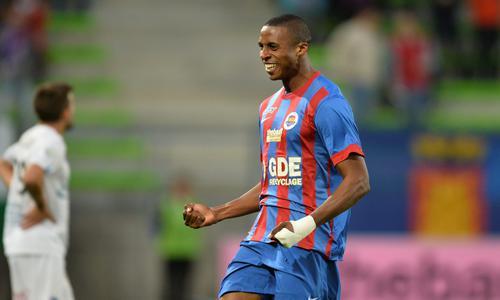 Jonathan Kodjia a inscrit le but vainqueur de Caen