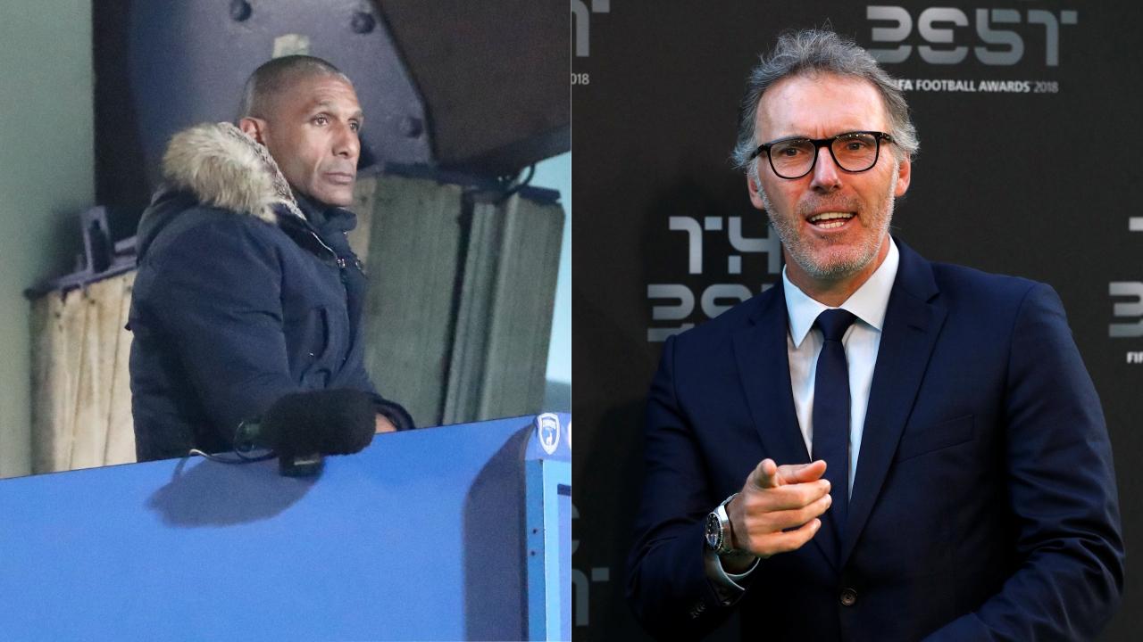 Football - Ligue 2 - Laurent Blanc accompagné par Franck Passi dans «un projet sportif très ambitieux cet été»