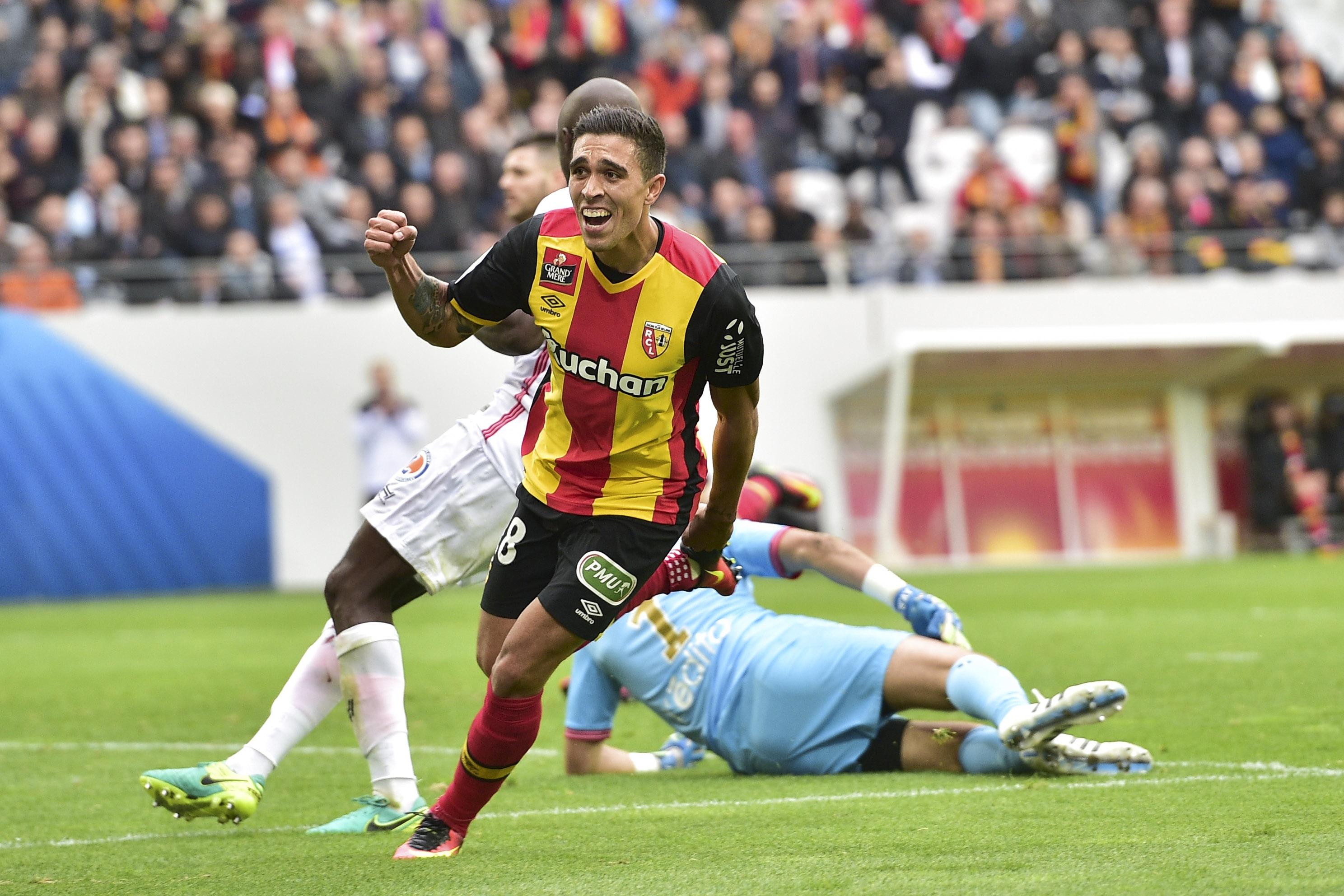 Football - Ligue 2 - Lens arrache le nul face à Reims