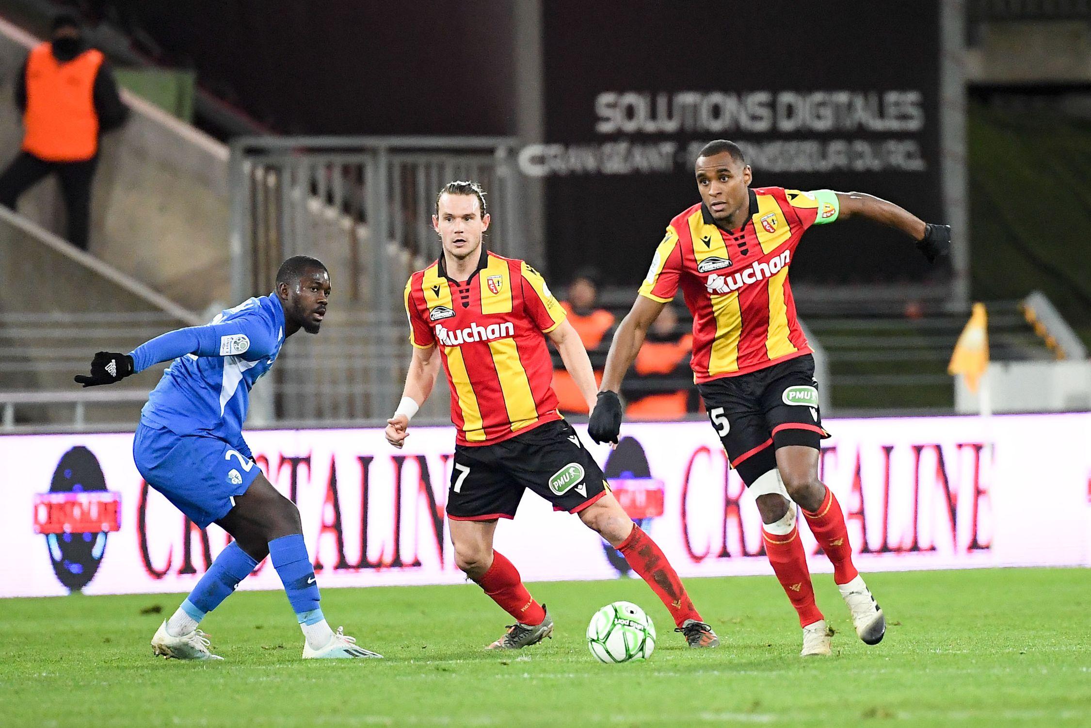 Football - Ligue 2 - Ligue 2 : Châteauroux-Lens en direct
