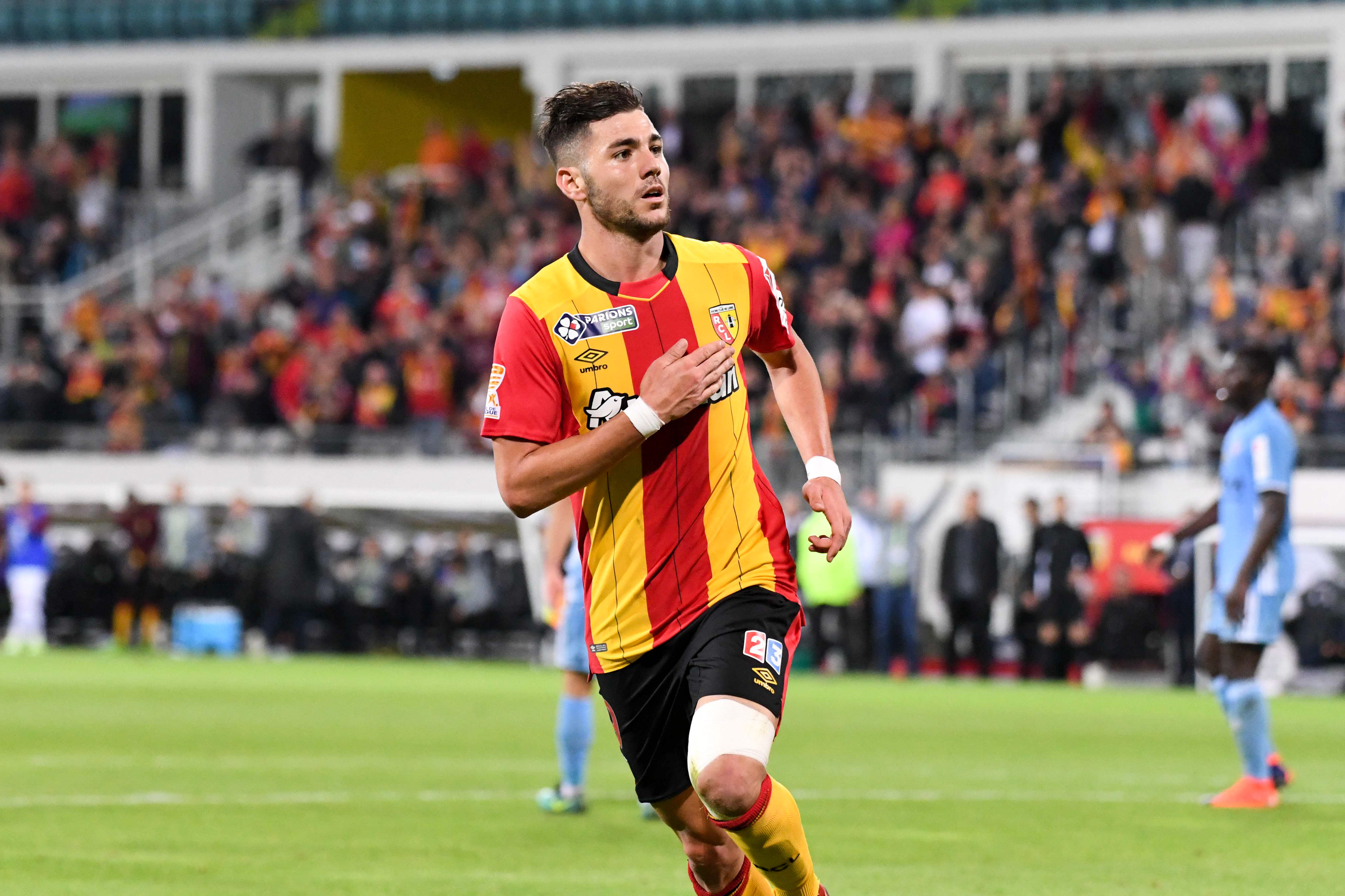 Football - Ligue 2 - Ligue 2 : Clermont-Lens en direct