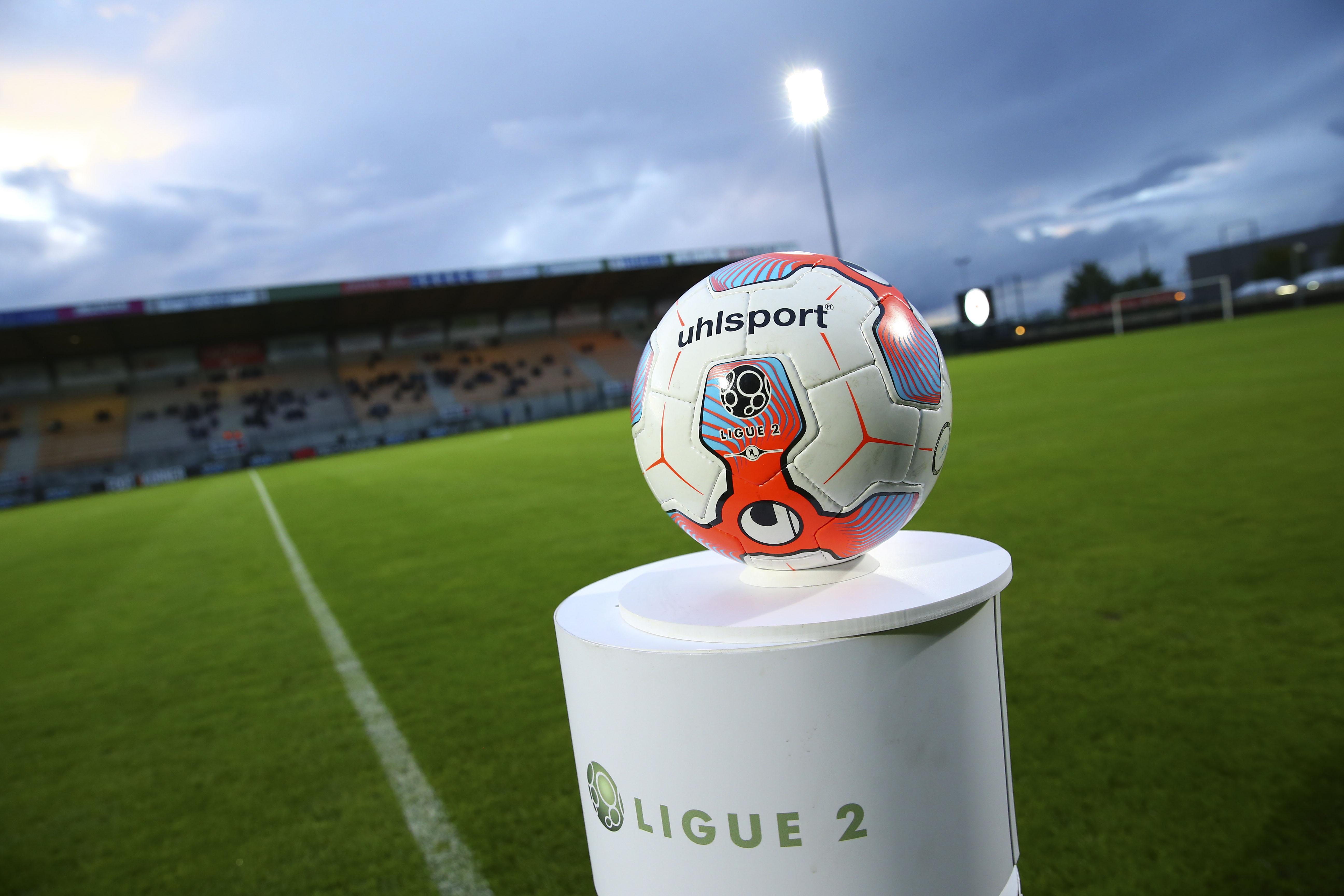 Football - Ligue 2 - Ligue 2 : la 1ère journée en DIRECT