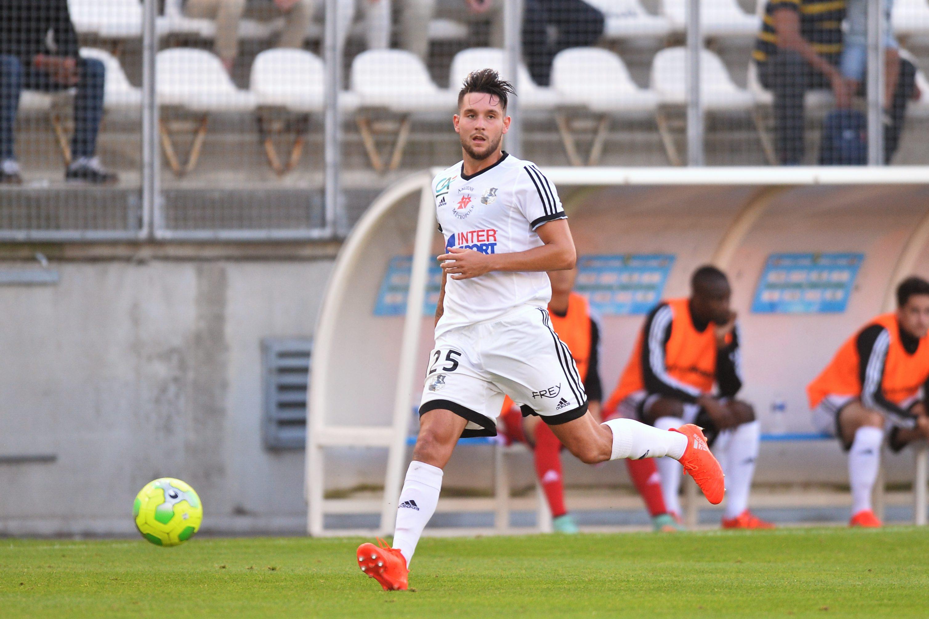 Football - Ligue 2 - Ligue 2 : Amiens prend provisoirement le pouvoir